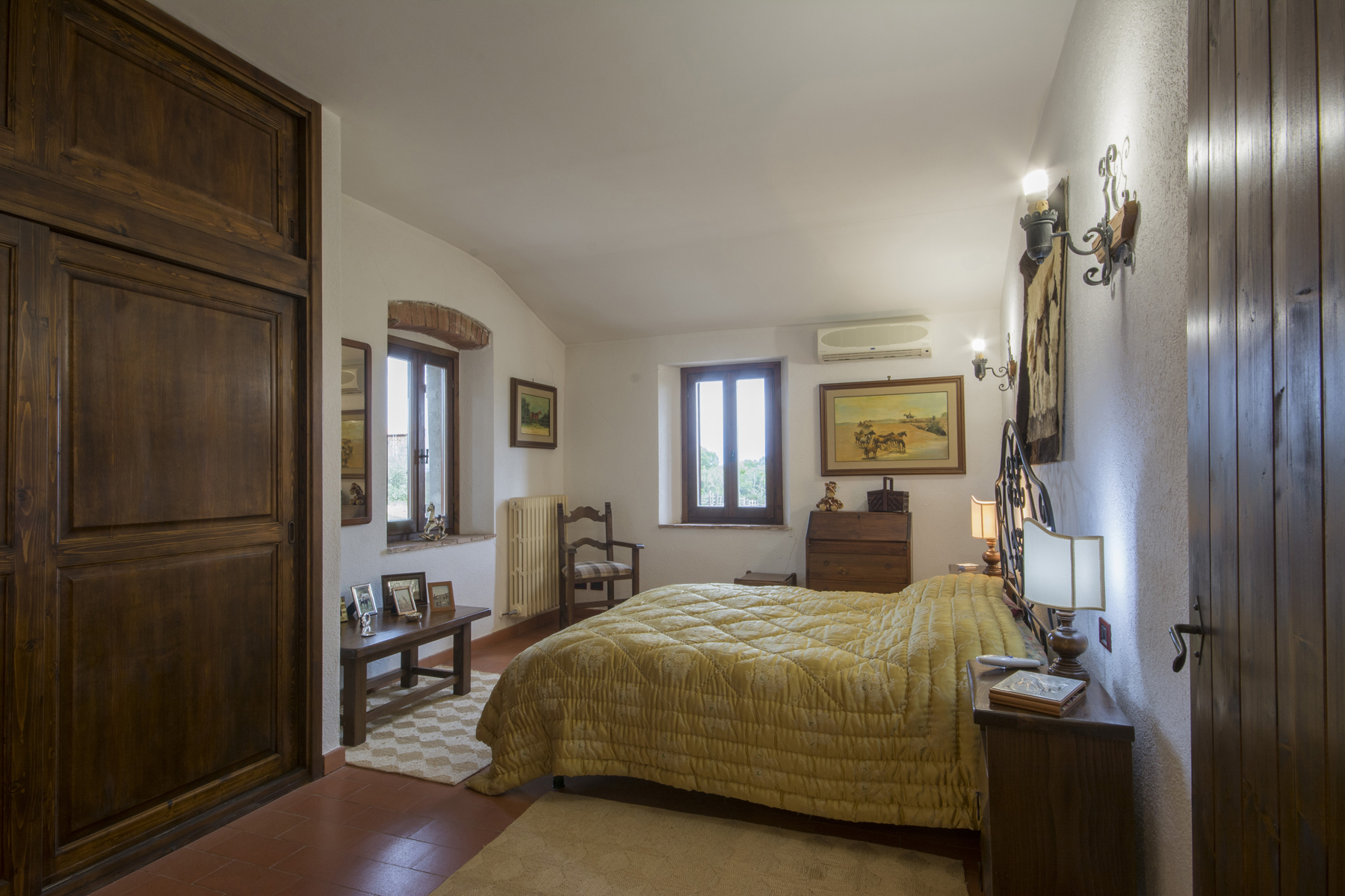 Additional photo for property listing at Stunning property in Maremma Montorsaio Campagnatico, Grosseto 58042 Italia