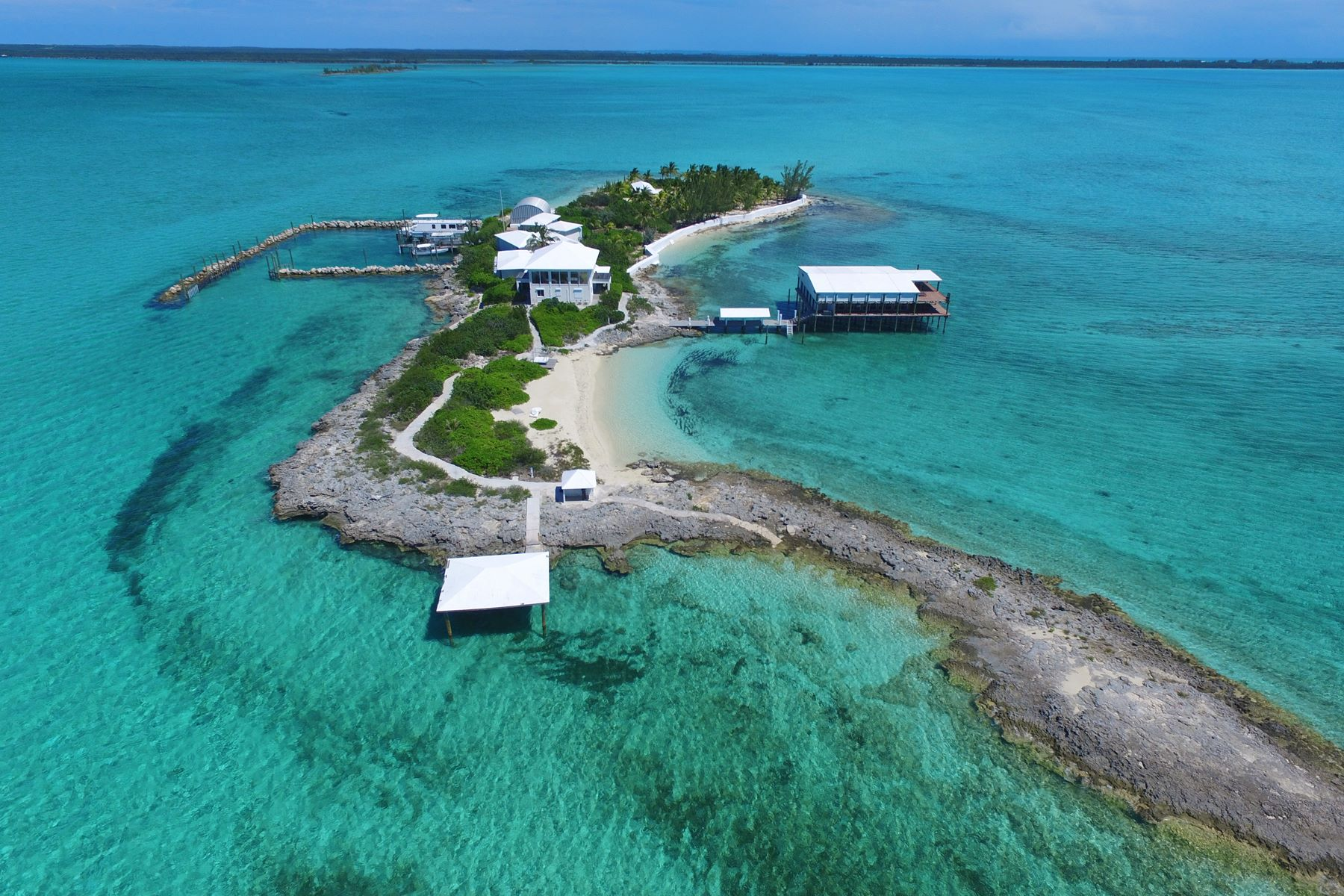 Private Insel für Verkauf beim Lobster Cay - Private Island Eleuthera, Eleuthera Bahamas