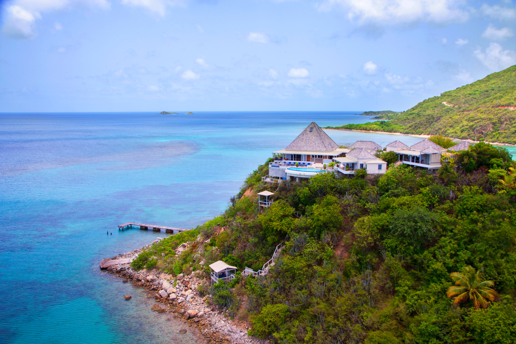 Additional photo for property listing at Katitche Point Greathouse Mahoe Bay, Virgin Gorda British Virgin Islands