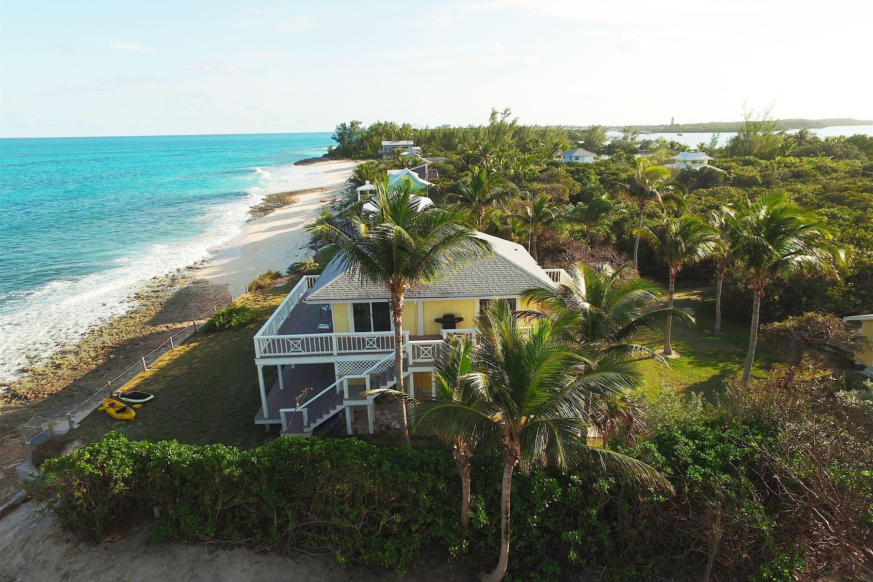 Tek Ailelik Ev için Satış at Talisman Elbow Cay Hope Town, Abaco, Bahamalar