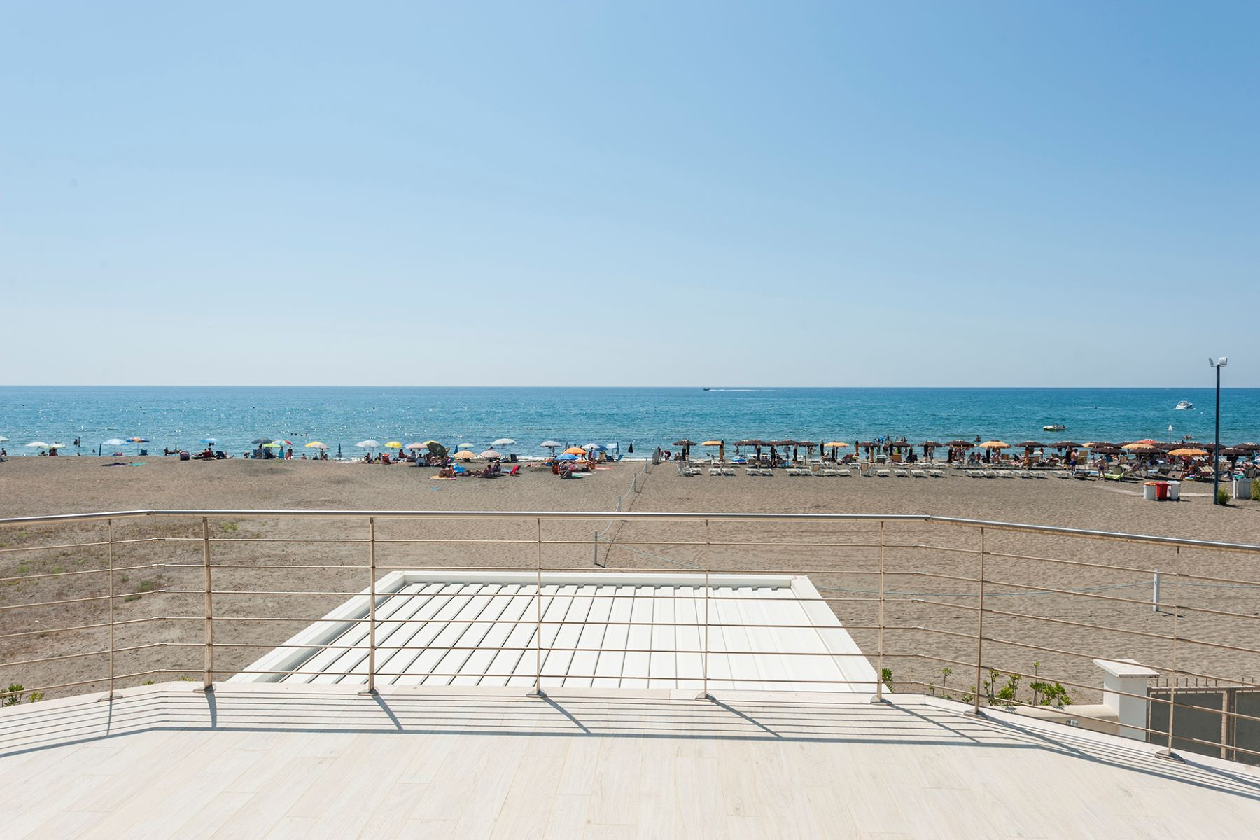 Single Family Home for Sale at Brand new building with direct access to the beach San Felice Circeo, Latina Italy