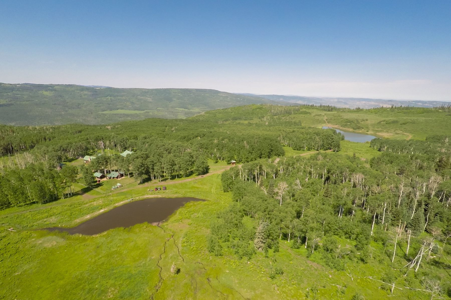Farm / Ranch / Plantation for Sale at Dunkley Peak Ranch 10005 County Road 29 Hayden, Colorado 81639 United States