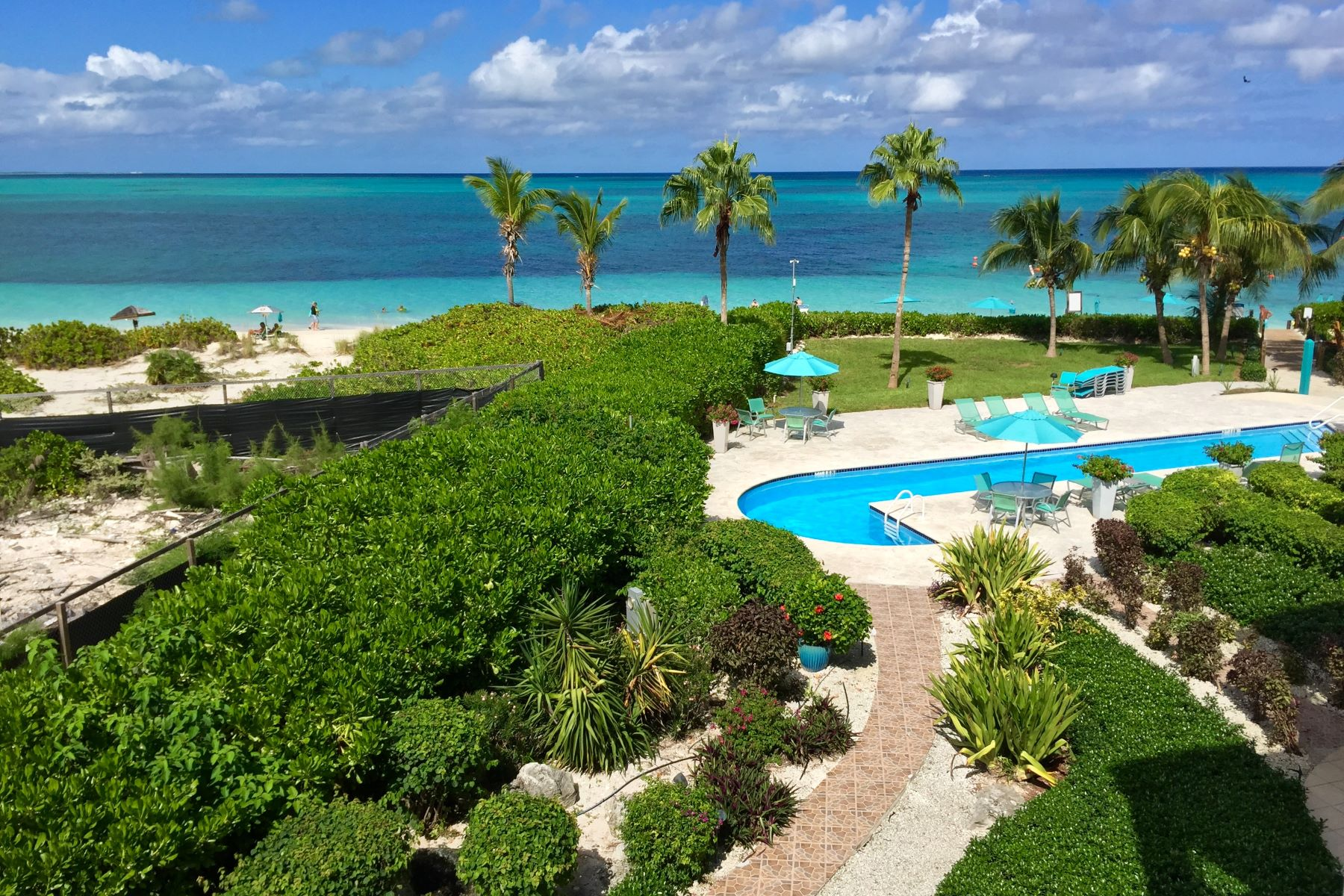 Condominium for Sale at Coral Gardens - Suite 4304 Beachfront Grace Bay, Providenciales TC Turks And Caicos Islands