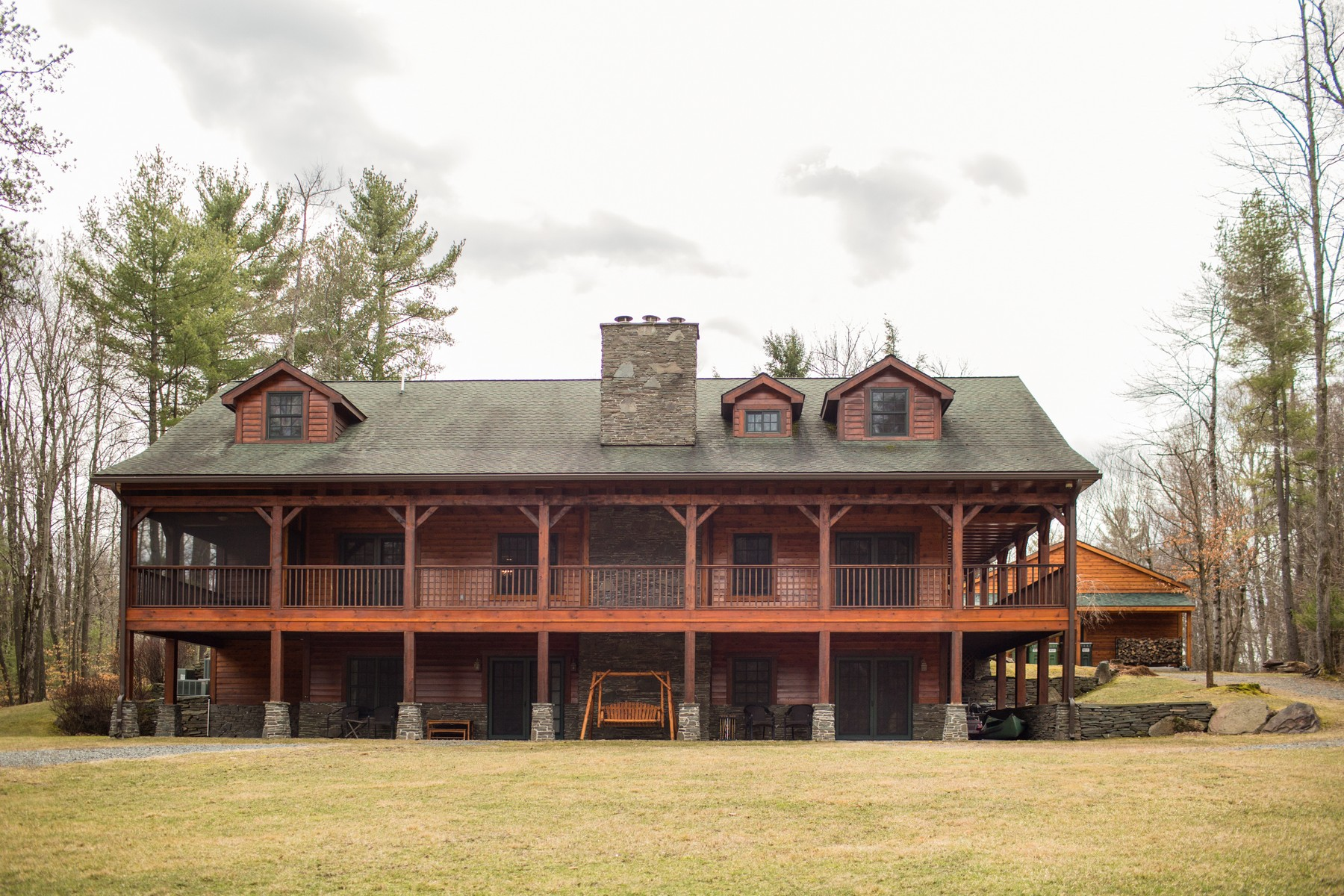 sales property at Foxtail Lodge at The Chapin Estate