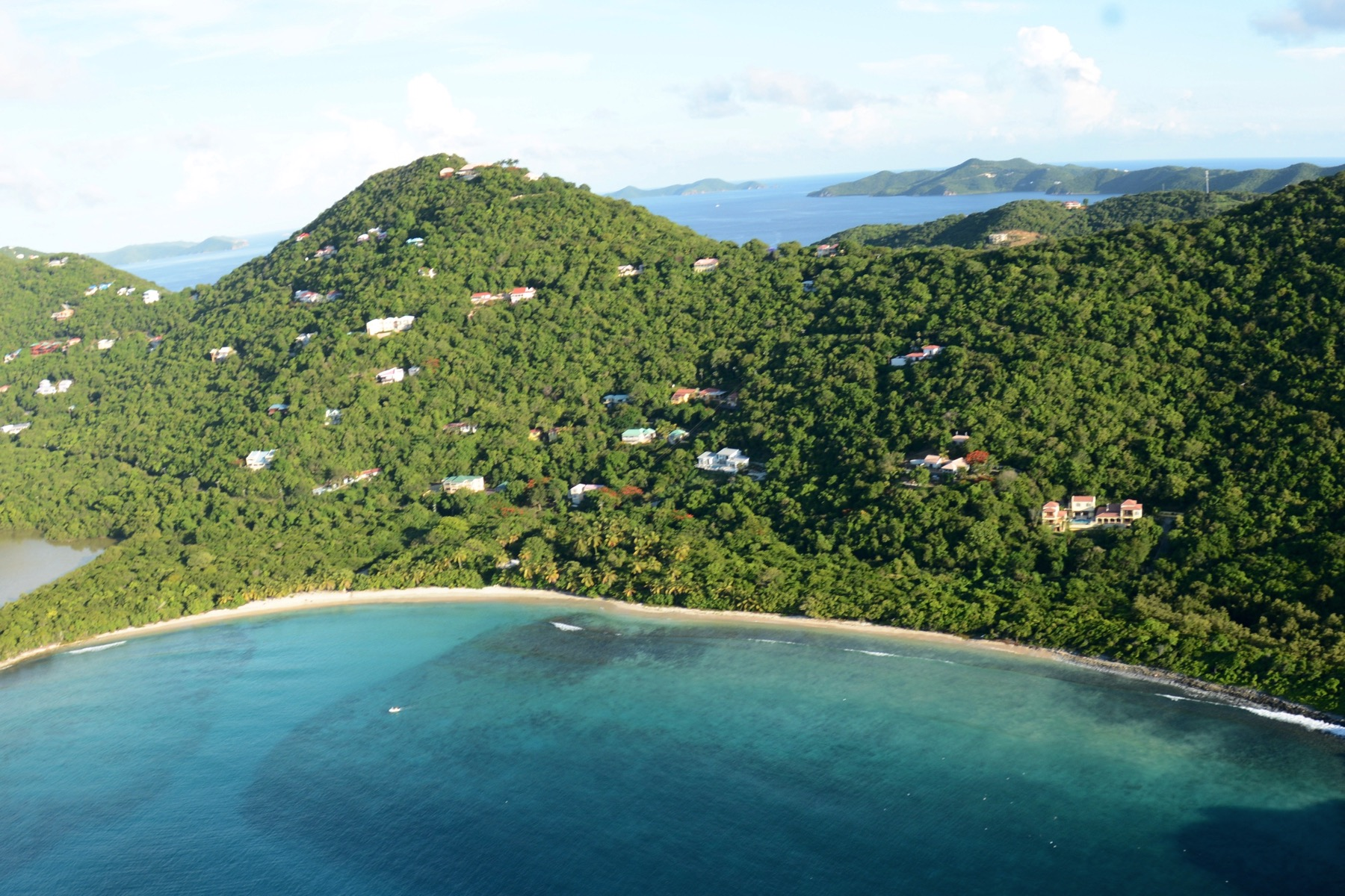 Land for Sale at Belmont Land 55 Belmont, Tortola British Virgin Islands
