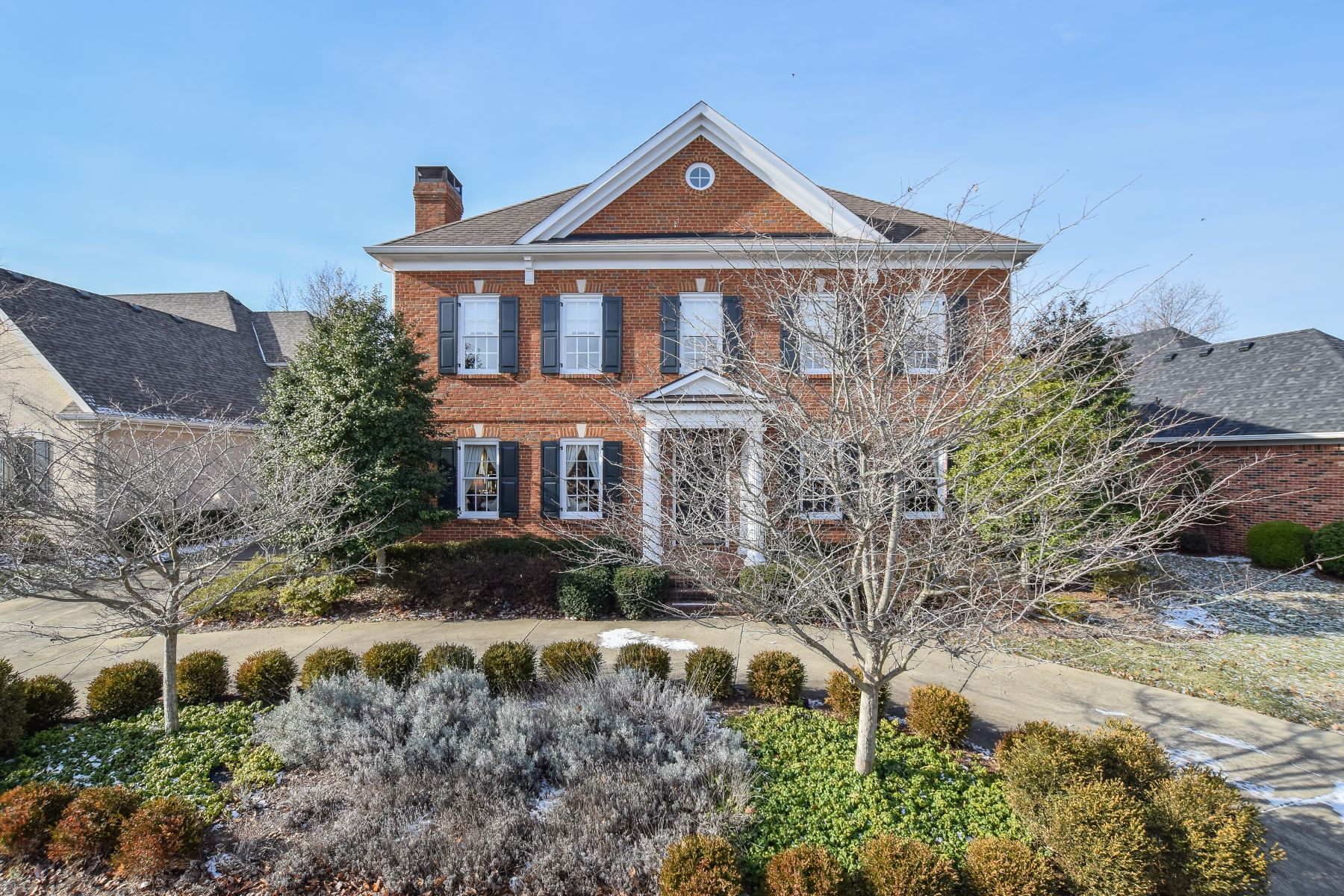 Single Family Home for Sale at 1106 Balmoral Drive Louisville, Kentucky 40205 United States