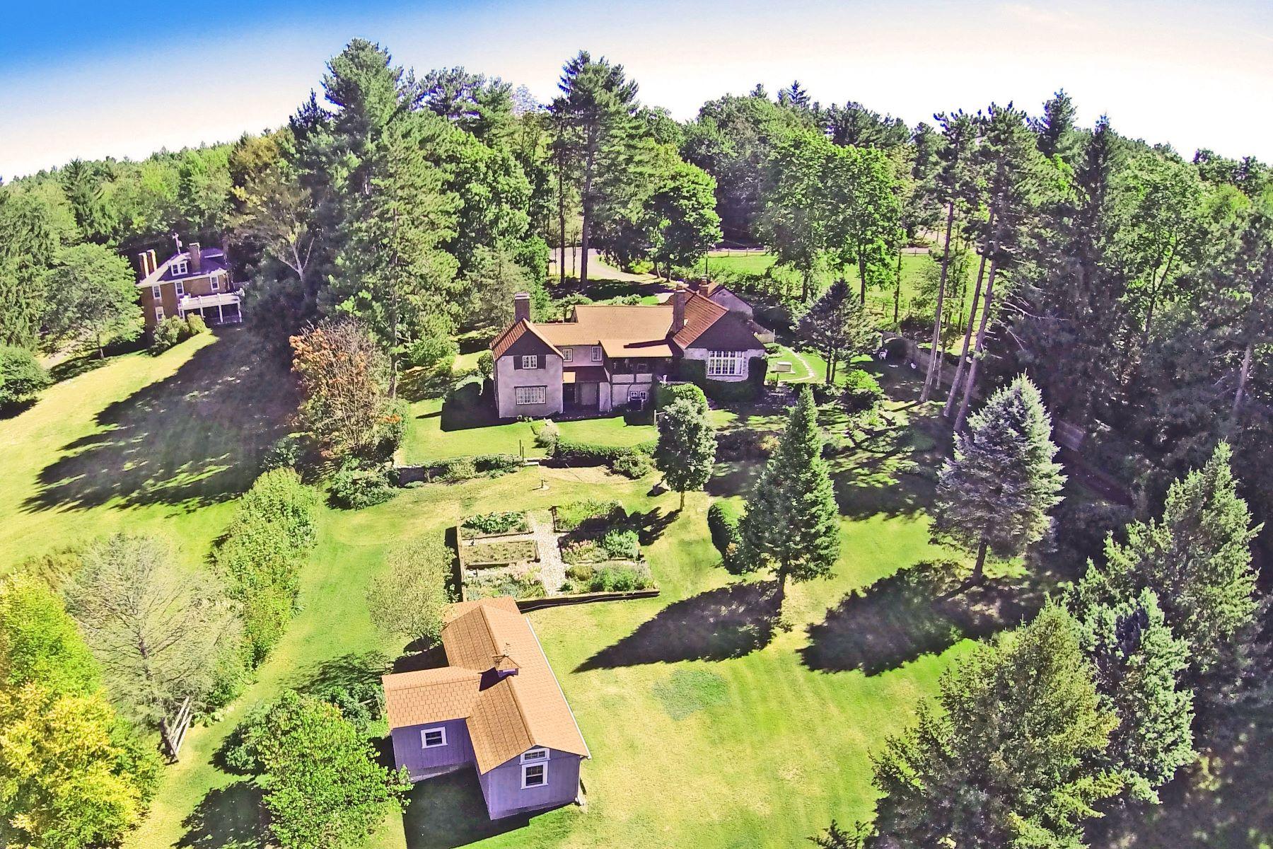 Einfamilienhaus für Verkauf beim 1910 Country Property 40 Bolton Road Harvard, Massachusetts, 01451 Vereinigte Staaten