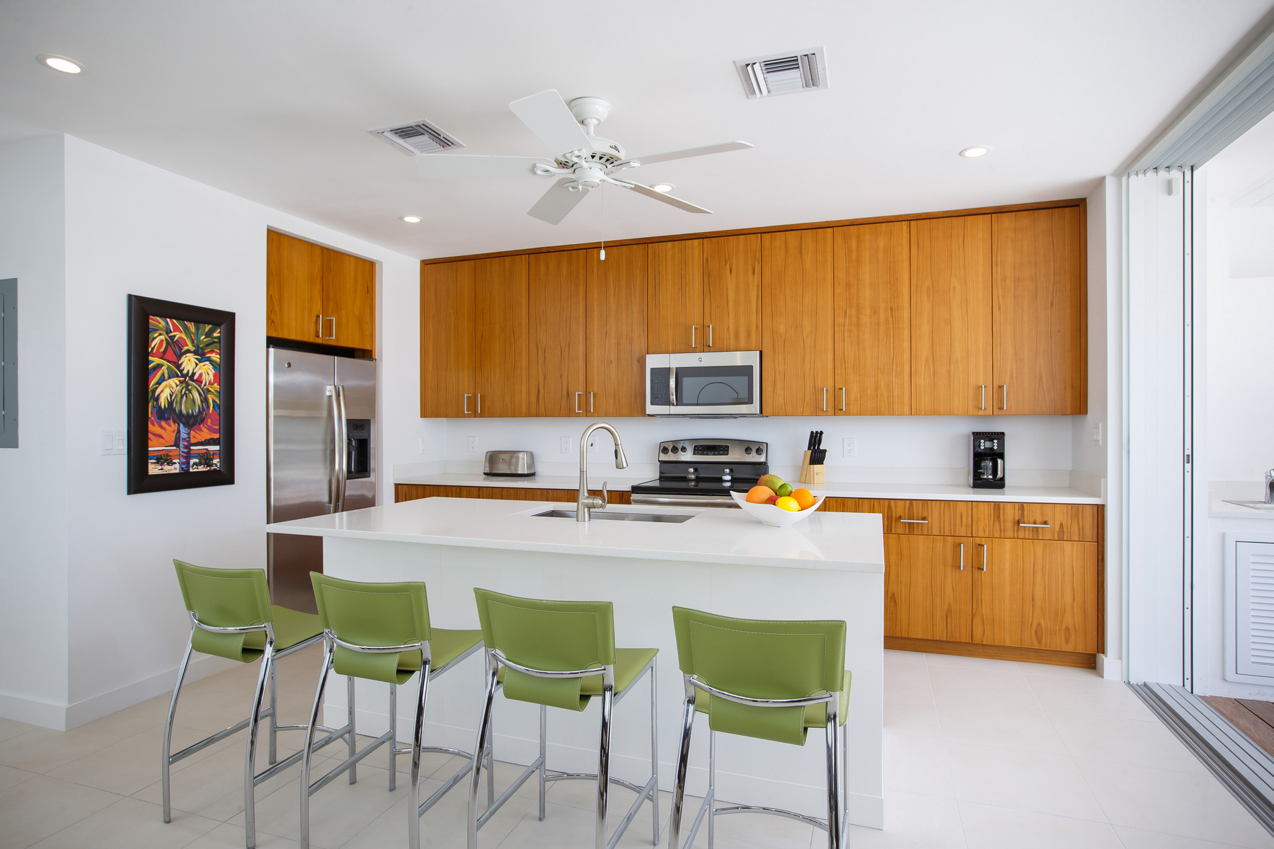 Additional photo for property listing at Sunset Beach Villas - Design D Gardenview Leeward, Providenciales TC Islas Turcas Y Caicos