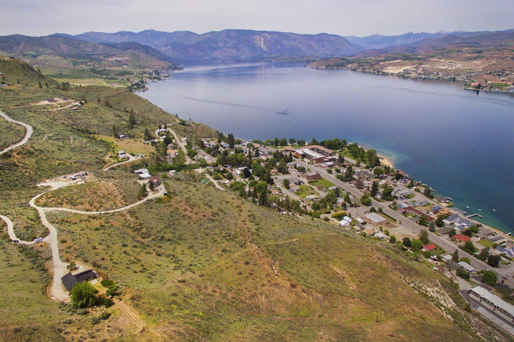 Single Family Home for Sale at The Butte at Chelan 25 Chelan Butte Rd Chelan, Washington 98816 United States