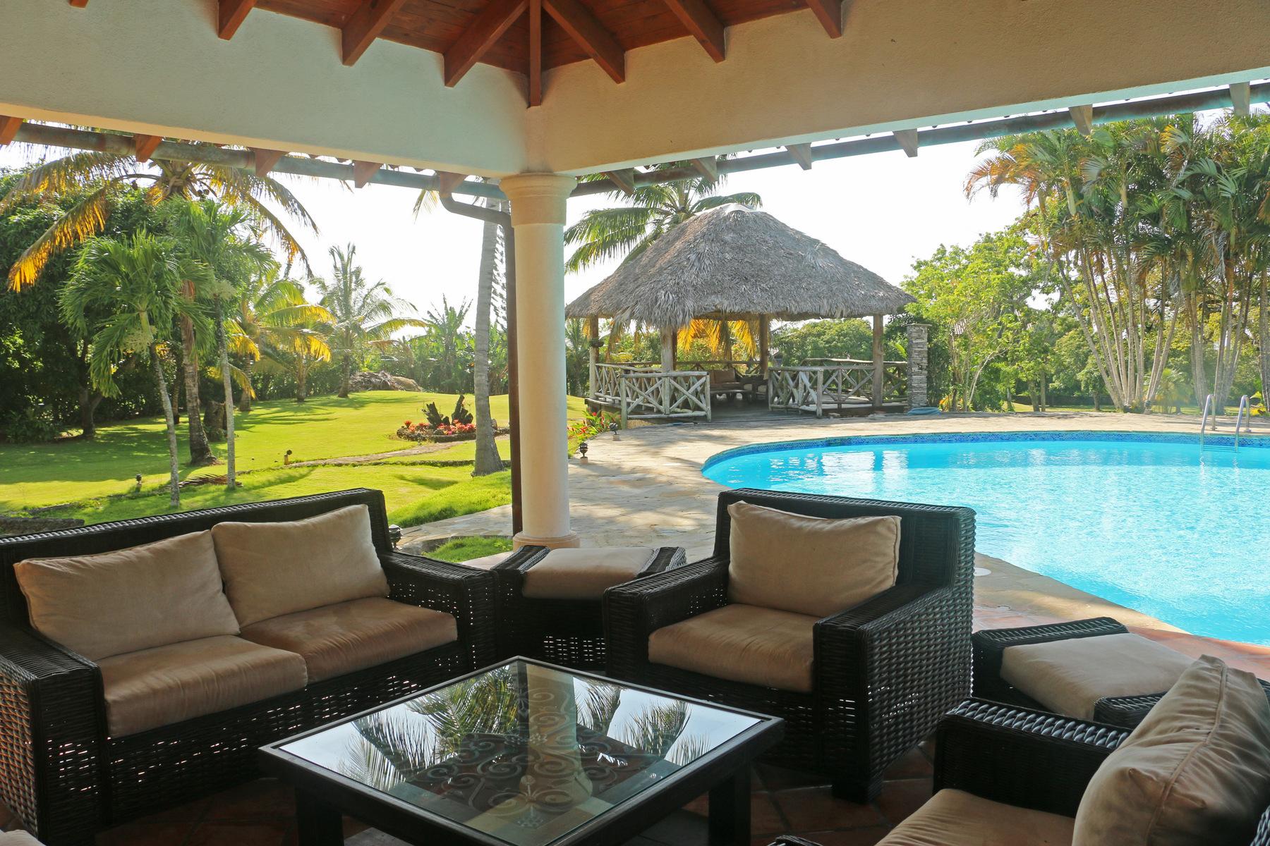Casa Unifamiliar por un Venta en Hacienda el Choco Villa Princesa Cabarete, Puerto Plata, 57000 República Dominicana
