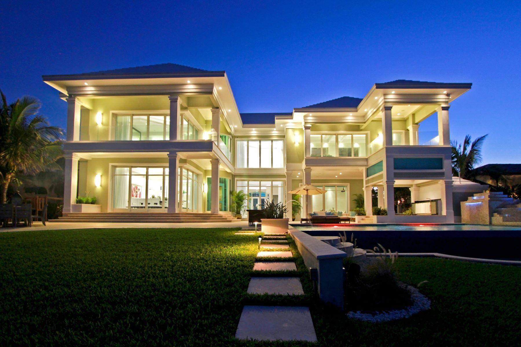 一戸建て のために 売買 アット Ocean Club Estates #38 Ocean Club Estates, Paradise Island, ニュープロビデンス/ナッソー バハマ