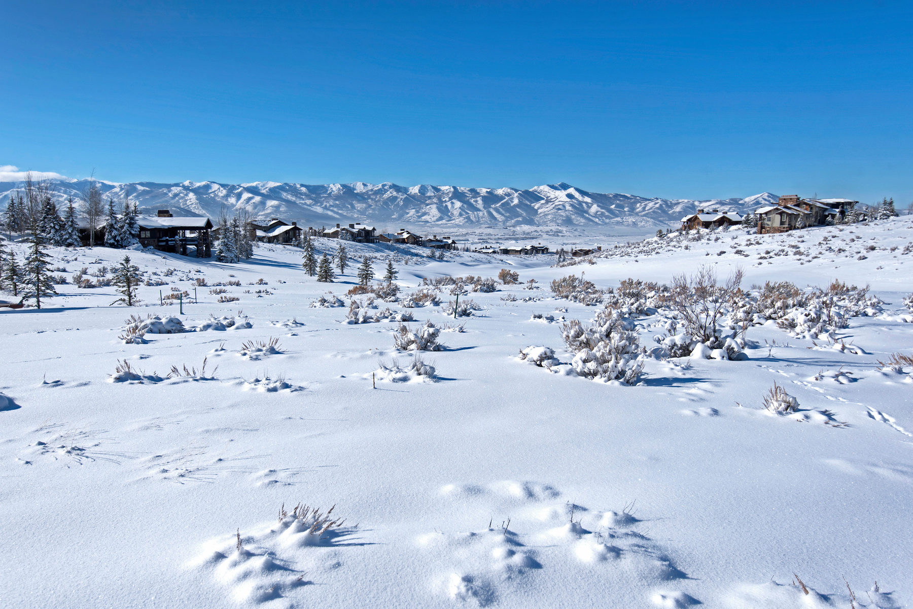 Terreno por un Venta en Premier Promontory Ranch Home Site Directly on the Pete Dye Golf Course 3261 Westview Trl Lot 26 Park City, Utah, 84098 Estados Unidos