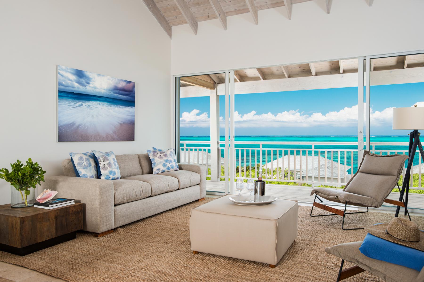 Maison unifamiliale pour l Vente à Ridgetop Residence 811.812 Oceanview Sailrock, South Caicos TC Îles Turques Et Caïques