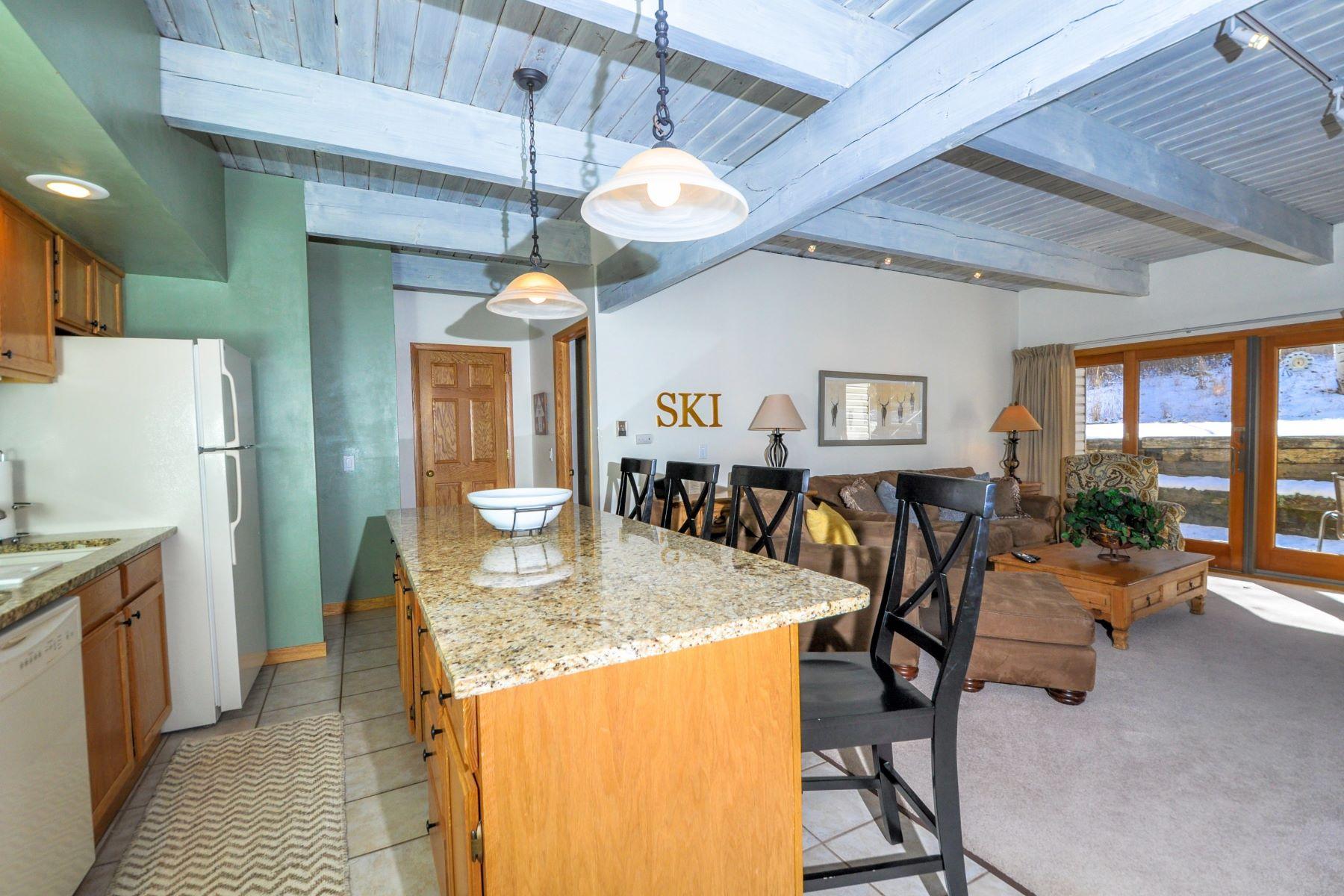 共管物業 為 出售 在 Afternoon Sunshine 690 Carriage Way, Unit A-2G Snowmass Village, 科羅拉多州, 81615 美國