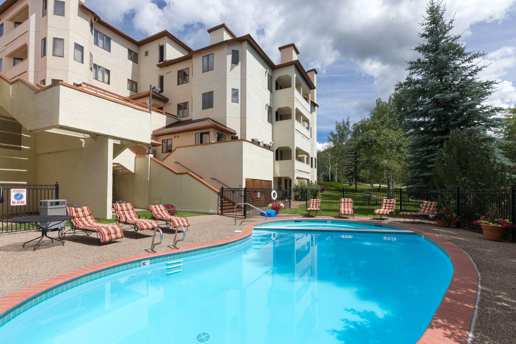 Einfamilienhaus für Verkauf beim Ski Resort Penthouse 2700 Eagleridge Dr. #C21 Steamboat Springs, Colorado, 80477 Vereinigte Staaten