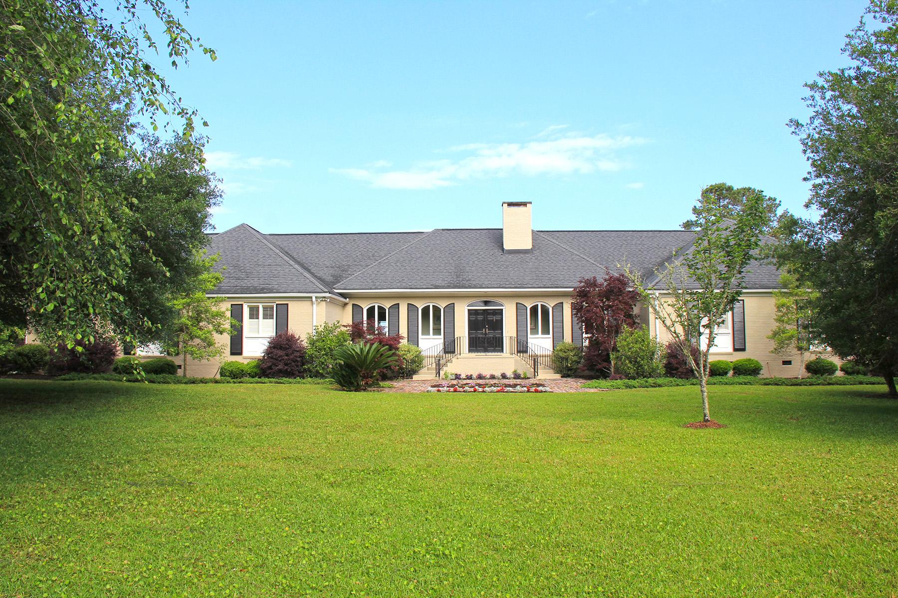 단독 가정 주택 용 매매 에 Johns Island Deepwater Estate 3940 Chisolm Road Johns Island, 사우스캐놀라이나, 29455 미국