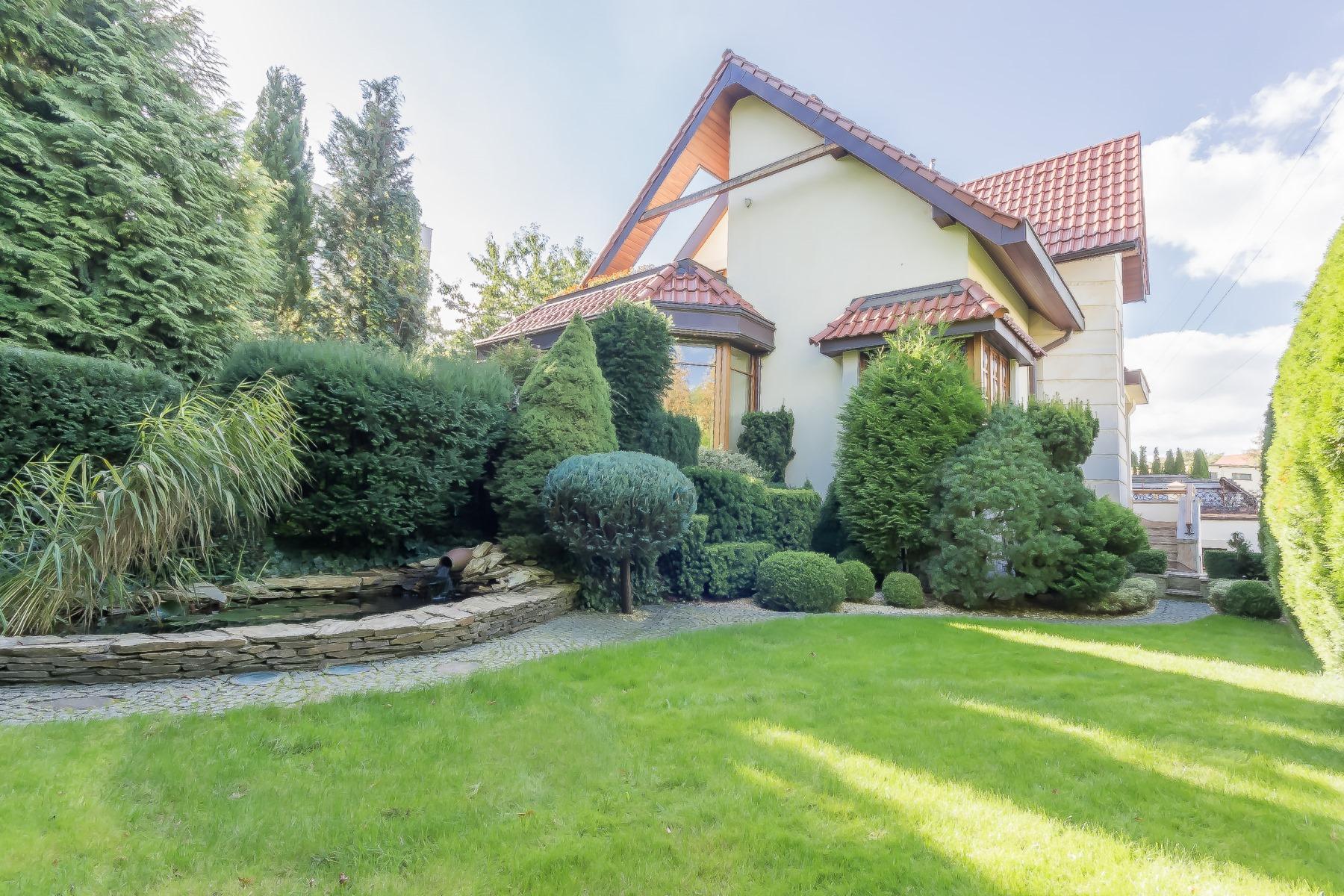 Частный односемейный дом для того Продажа на Sopot - Okrężna Gdansk, Pomeranian, Польша