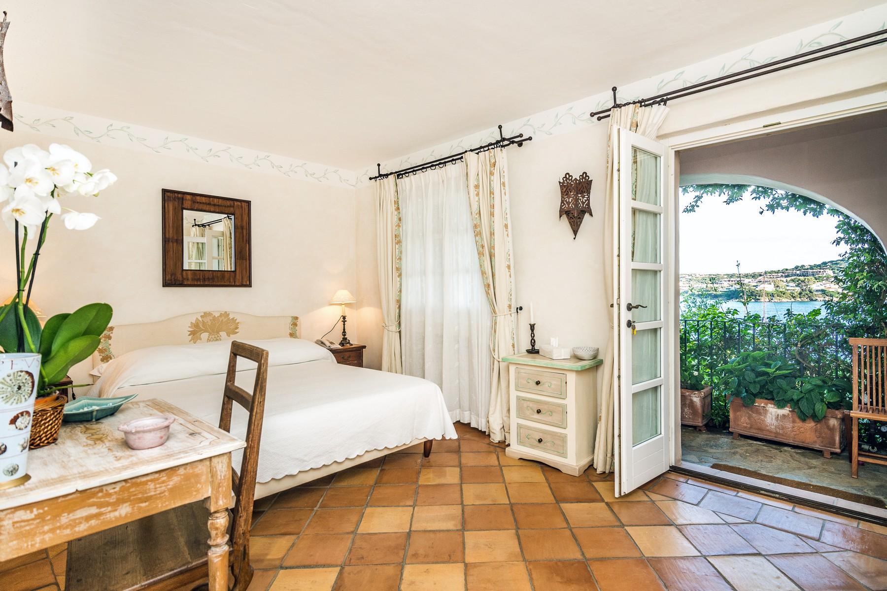 Additional photo for property listing at Majestic Waterfront Estate Porto Cervo Marina Costa Smeralda Porto Cervo, Olbia Tempio 07021 Italien