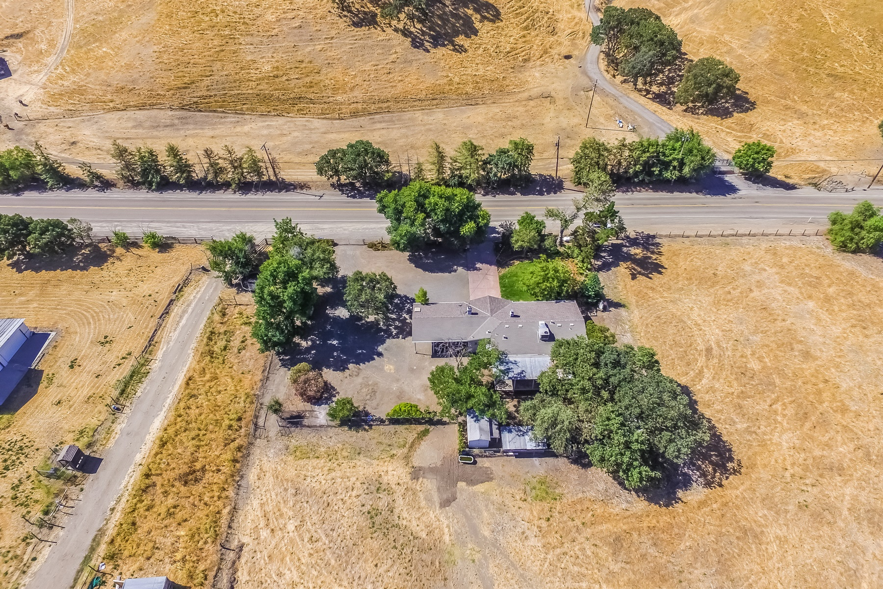 Land for Sale at Rare Opportunity - Two Parcels 10620 Tesla Road Livermore, California 94550 United States