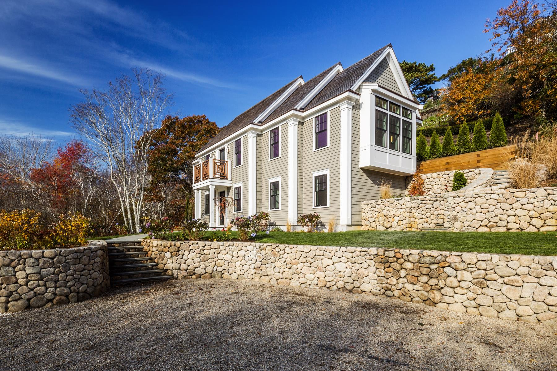 Single Family Home for Sale at West End Showpiece 31 Point Street Provincetown, Massachusetts 02657 United States