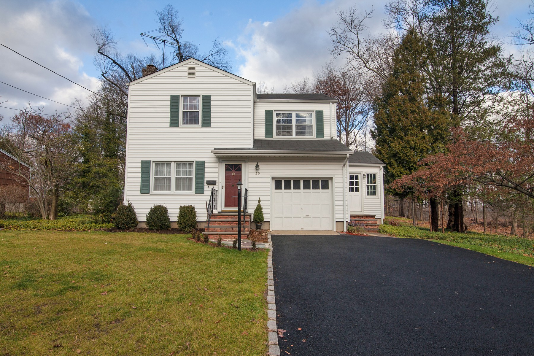 Single Family Home for Sale at Charming Colonial 29 Fairwood Road Madison, New Jersey 07940 United States