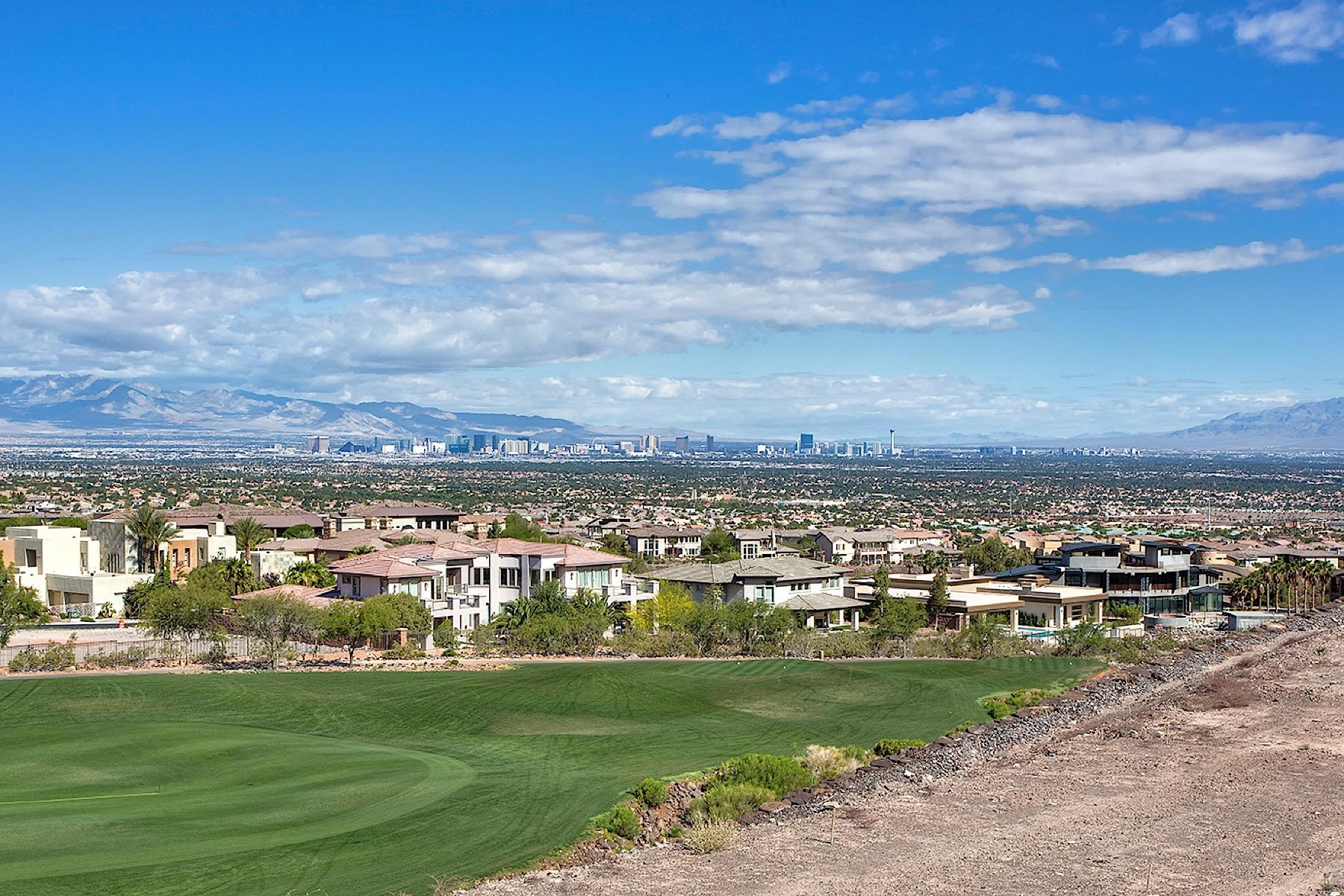 Arazi için Satış at 633 Majestic Rim Dr Henderson, Nevada, 89012 Amerika Birleşik Devletleri