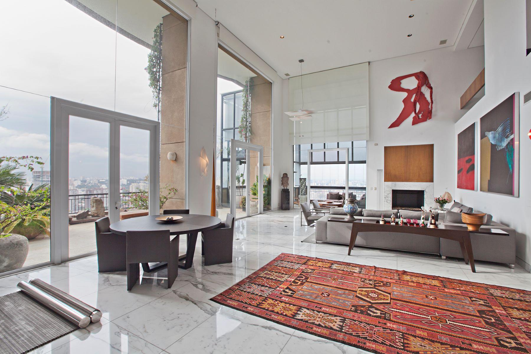 Casa para uma família para Venda às Tangará Duplex Rua Deputado Laércio Corte Sao Paulo, São Paulo, 05706290 Brasil