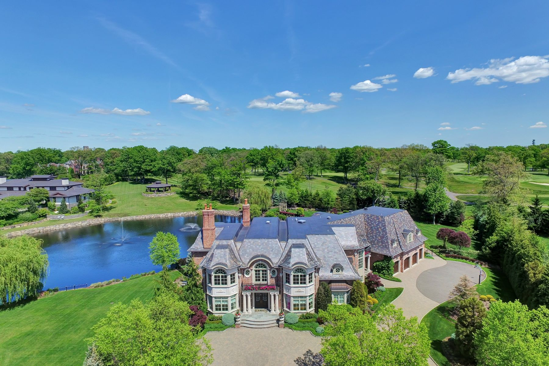 Single Family Home for Sale at Pure Luxury in Alpine 220 Vaccaro Drive Alpine, New Jersey 07620 United States
