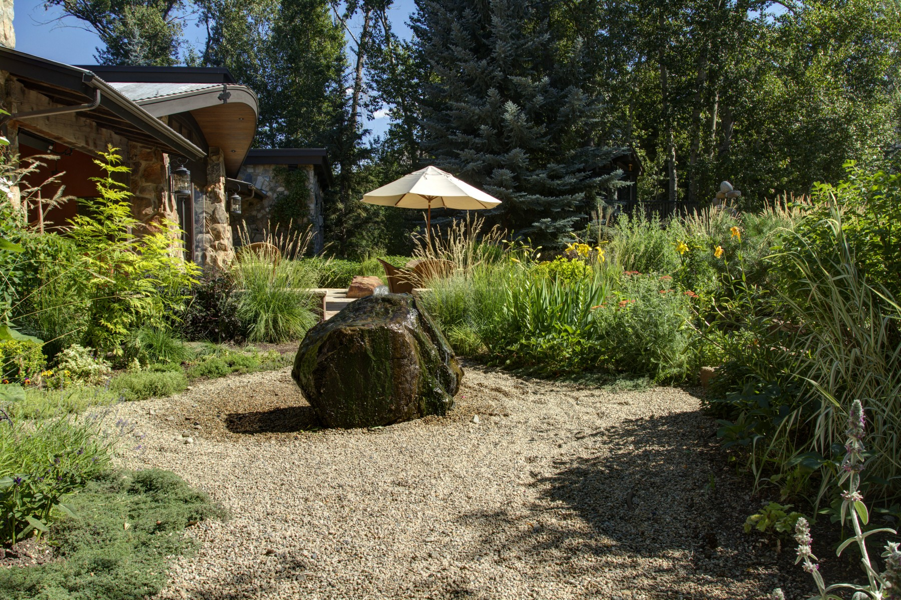Additional photo for property listing at Old World Craftsmanship Meets Contemporary Mountain Living 102 Sutton Place Ketchum, Idaho 83340 United States
