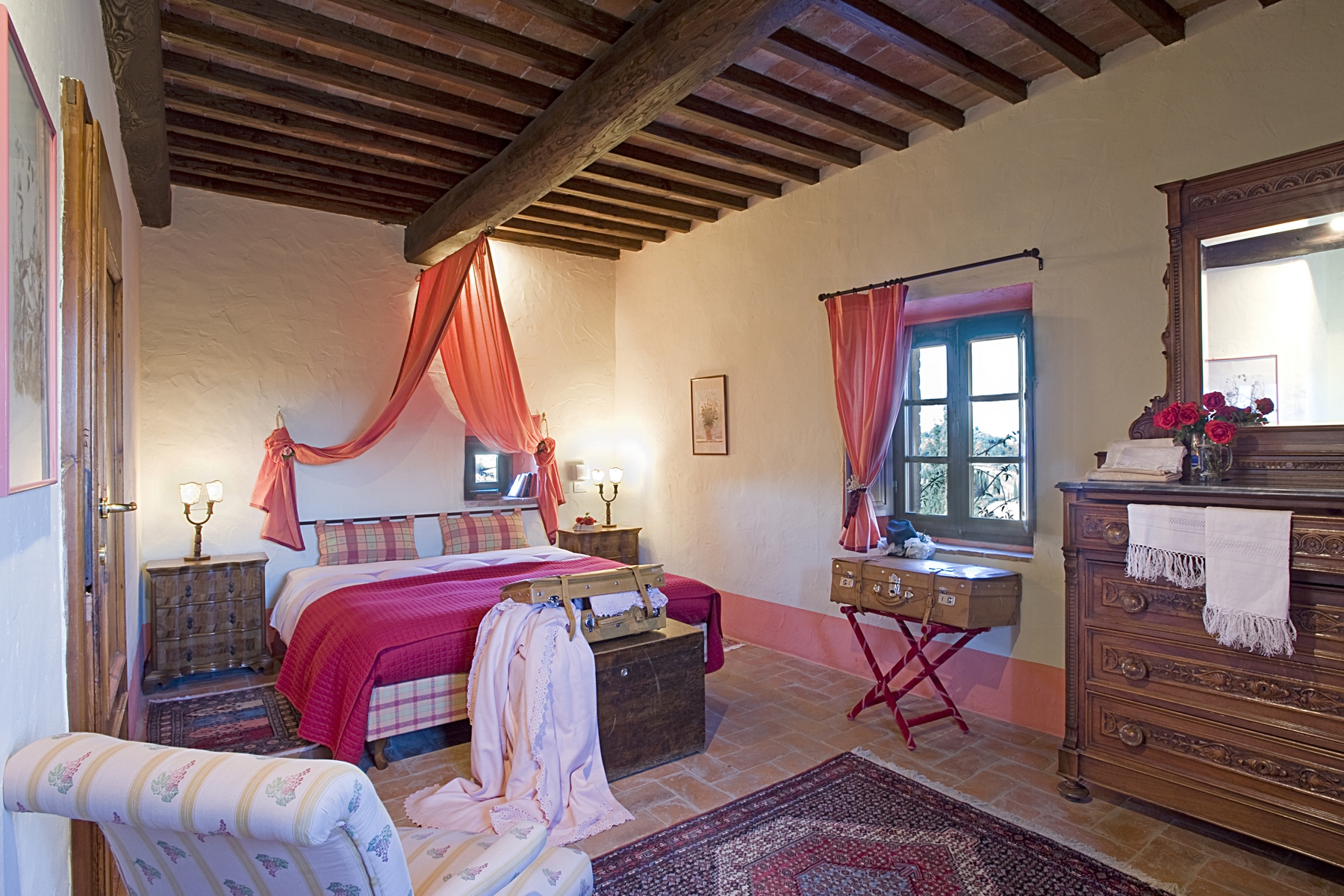 Additional photo for property listing at Renaissance Fortress near San Gimignano San Gimignano, Siena Italien