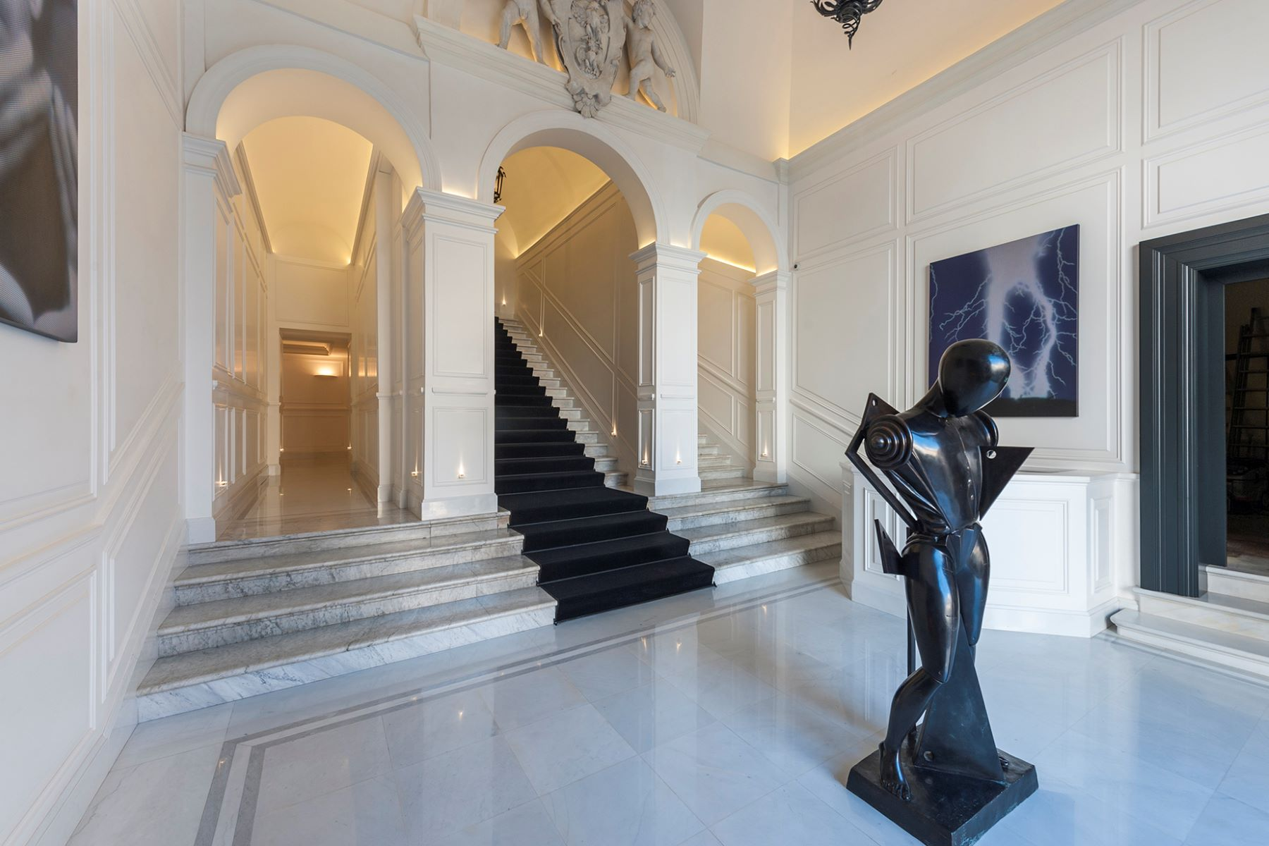 Apartment for Sale at Luxurious loft in Piazza Borghese Rome, Rome 00186 Italy