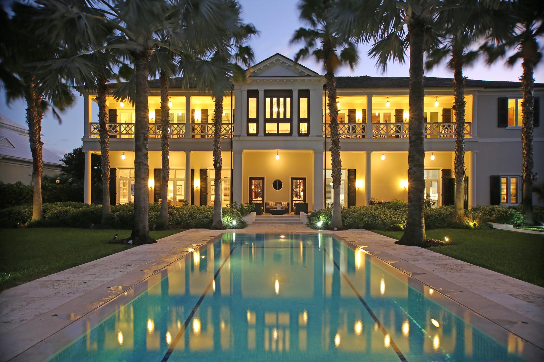 一戸建て のために 売買 アット Veranda, Ocean Club Estates Paradise Island, ニュープロビデンス/ナッソー, バハマ