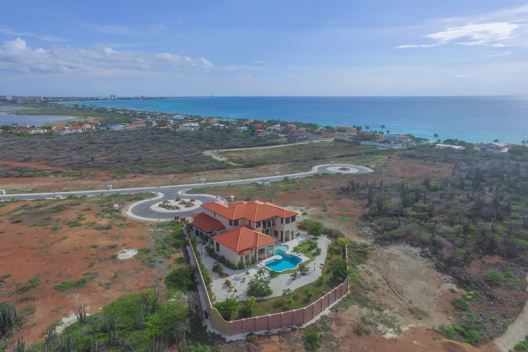 Additional photo for property listing at Catalina Estate # 28 Malmok, Aruba Aruba