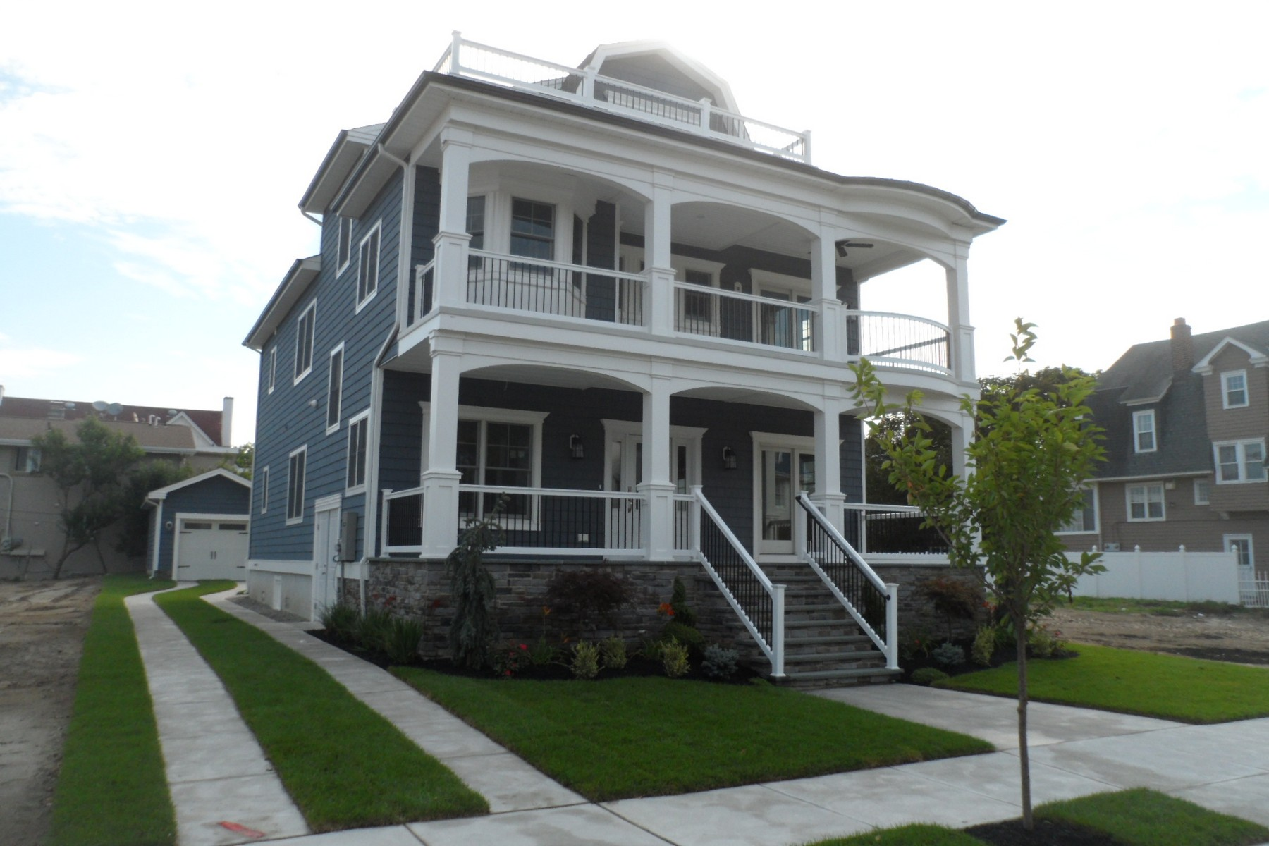 Single Family Home for Sale at 3 S Dudley Avenue Ventnor, New Jersey 08406 United States