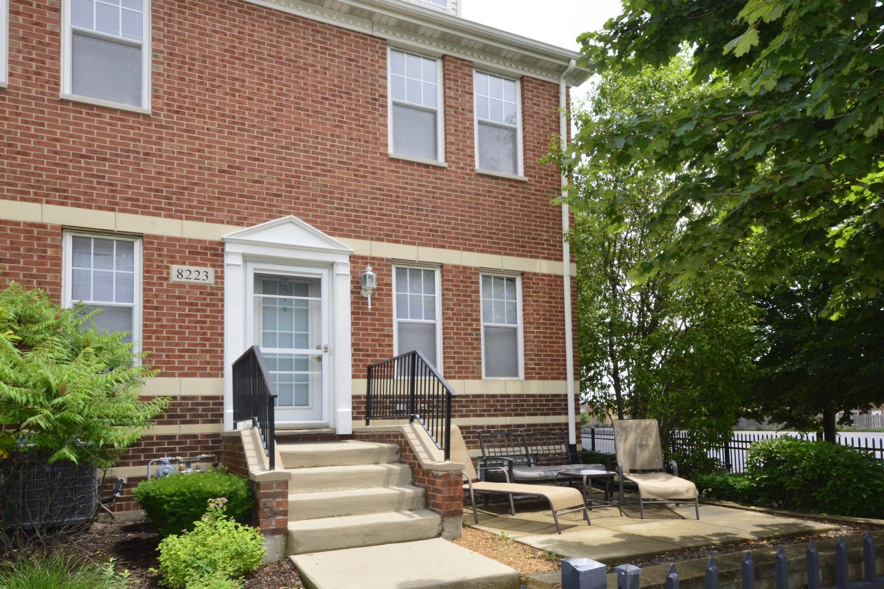 Casa para uma família para Venda às Beautiful Townhouse 8223 Lincoln Avenue Skokie, Illinois, 60077 Estados Unidos