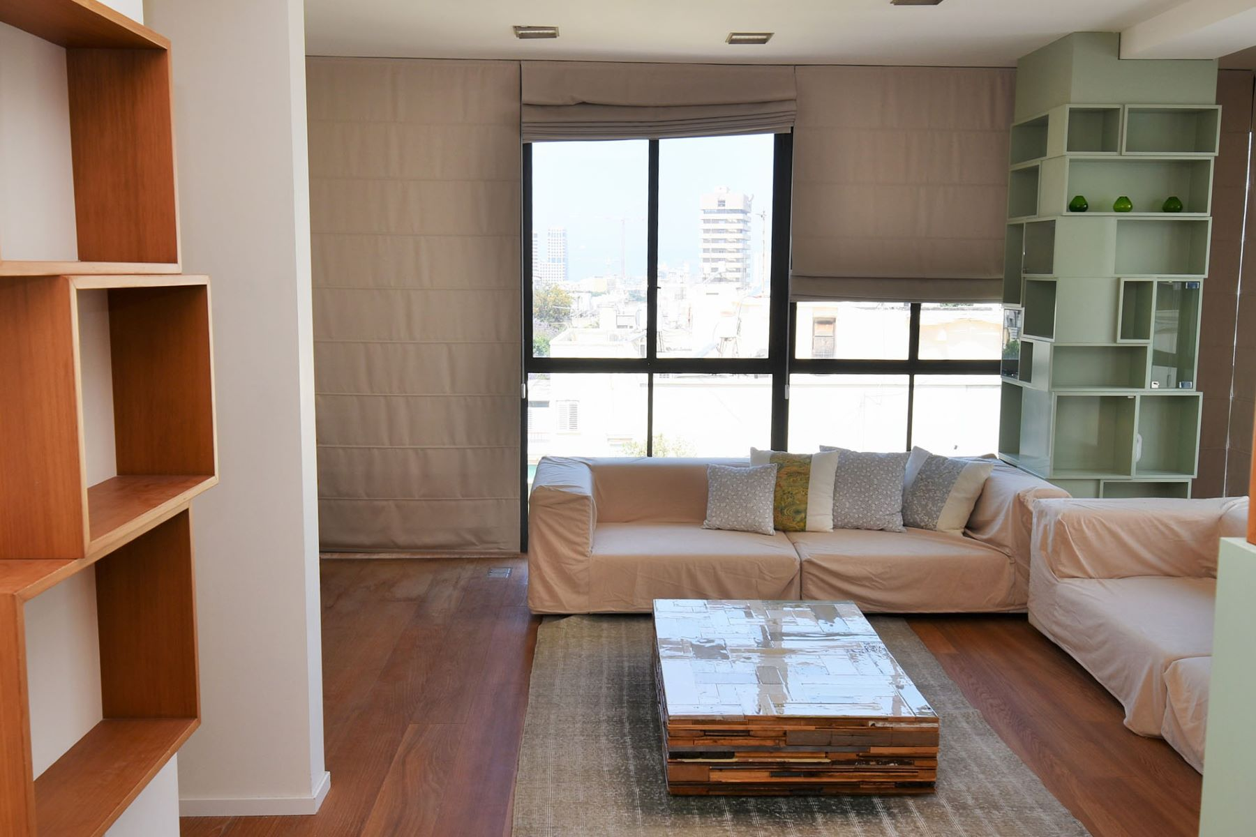 Additional photo for property listing at Historical and Unique Duplex in a Bauhaus Style Building Tel Aviv, Israel Israel