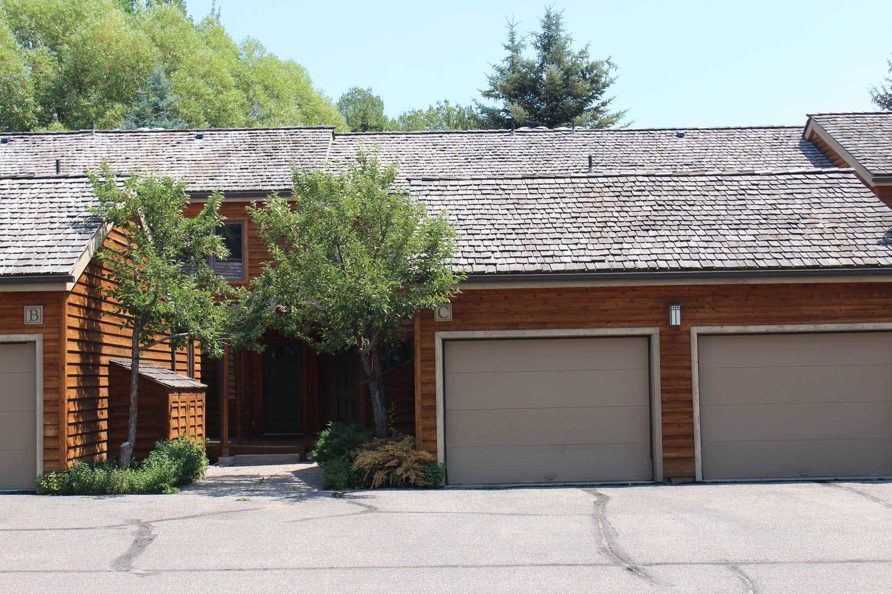 sales property at Teton Shadows