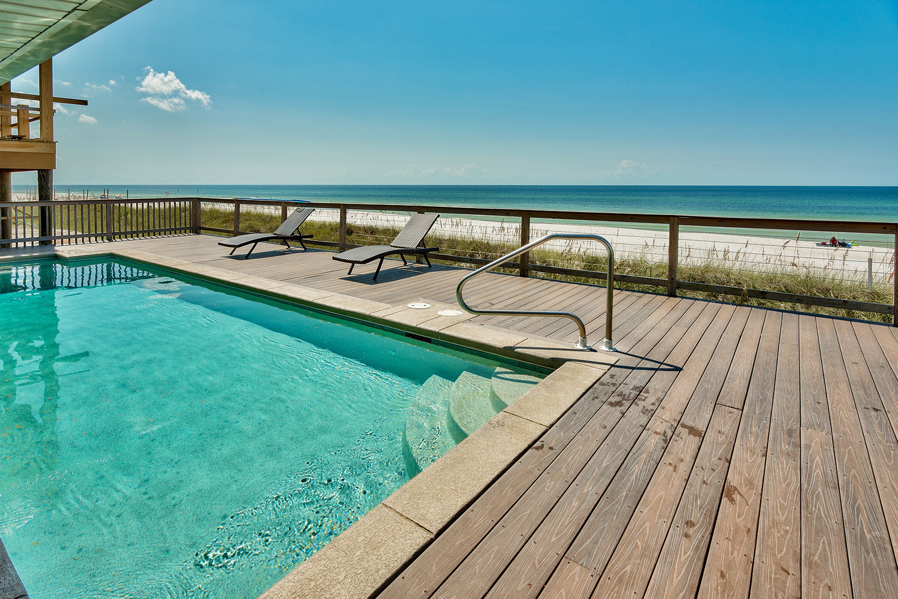 一戸建て のために 売買 アット ADDRESS SAYS IT ALL! WONDERFUL GULF FRONT HOME IN PCB 20405 Front Beach Road Laguna Beach Estates, Panama City Beach, フロリダ, 32413 アメリカ合衆国