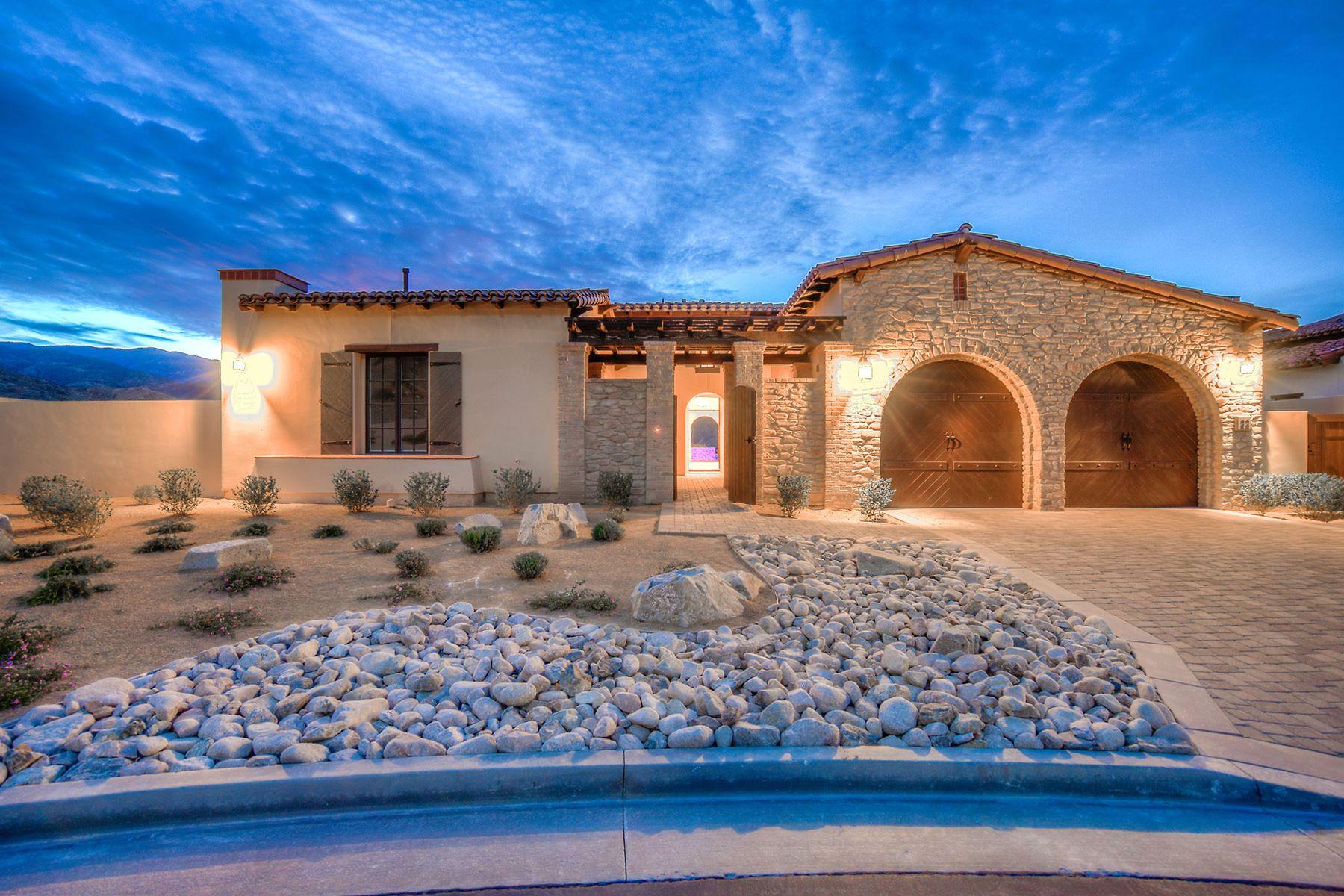 Casa para uma família para Venda às 22 Mount San Jacinto Rancho Mirage, Califórnia, 92270 Estados Unidos