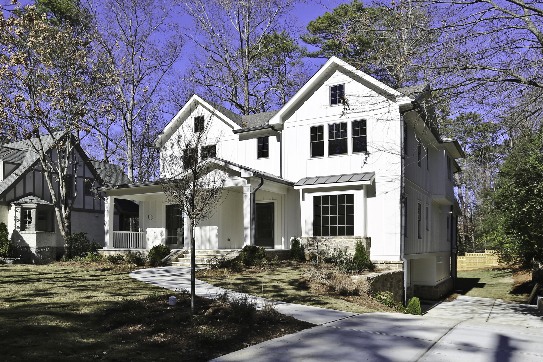 Additional photo for property listing at New Construction by JackBilt Homes. 870 Wildwood Road NE Atlanta, Γεωργια 30324 Ηνωμενεσ Πολιτειεσ