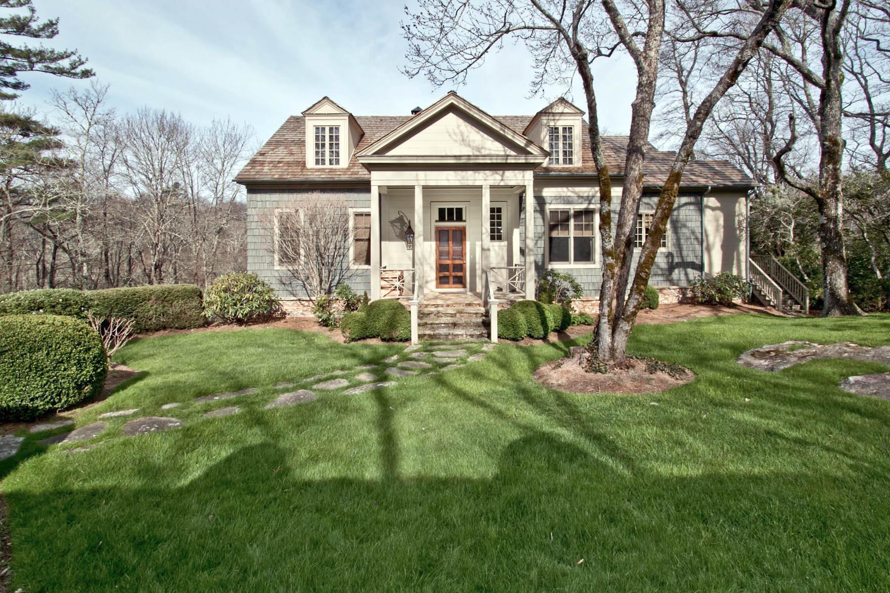 Casa Unifamiliar por un Venta en 47 Galax Court Highlands, Carolina Del Norte, 28741 Estados Unidos