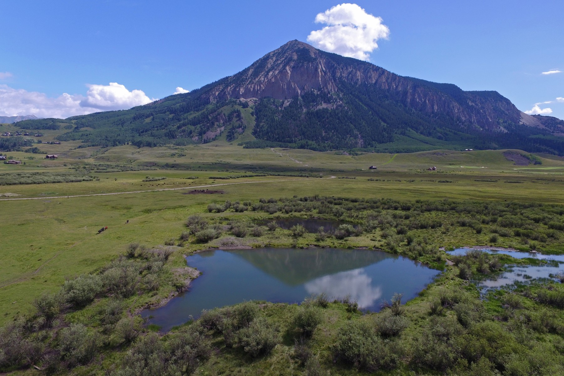 Land for Sale at Serene Land With Grand Views 341 McCormick Ranch Road Crested Butte, Colorado 81224 United States