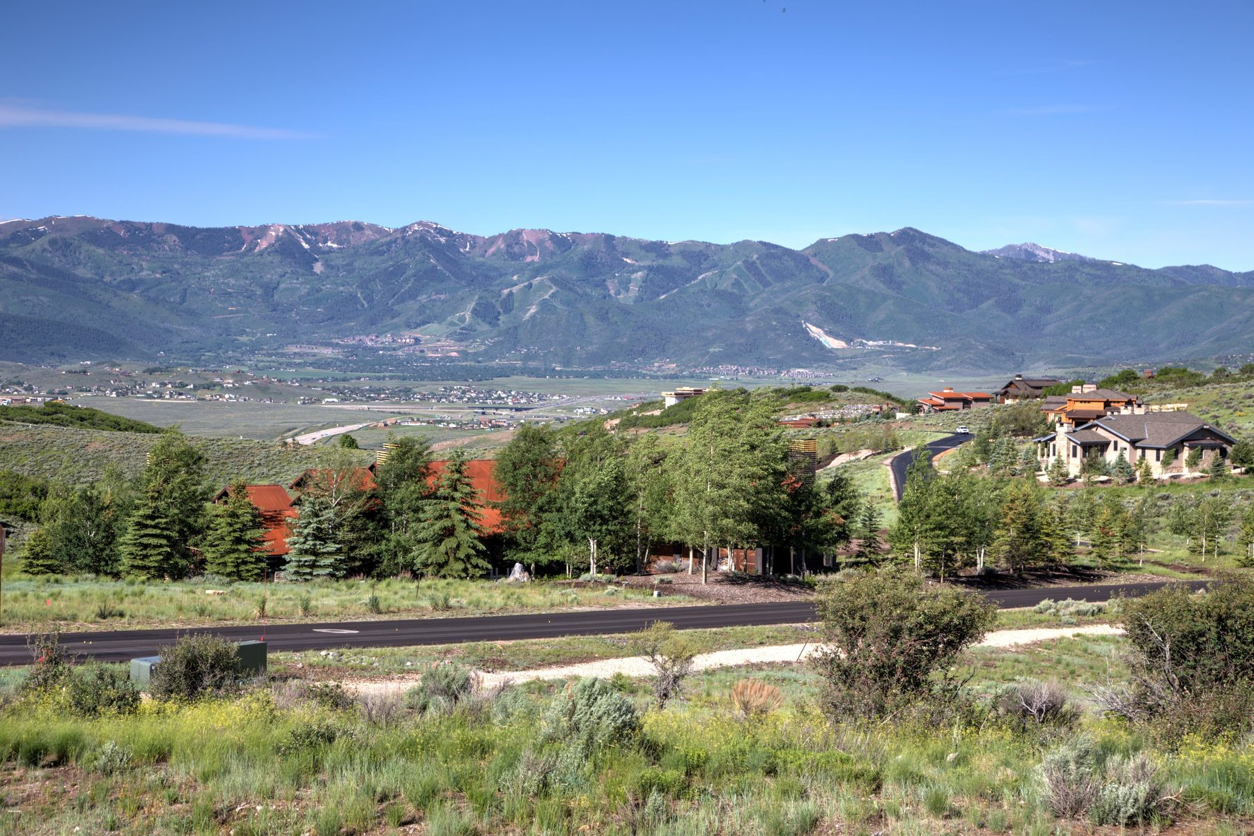 Terrain pour l Vente à Truly The Best Of The Best 3230 Central Pacific Trail Lot #26 Park City, Utah, 84098 États-Unis