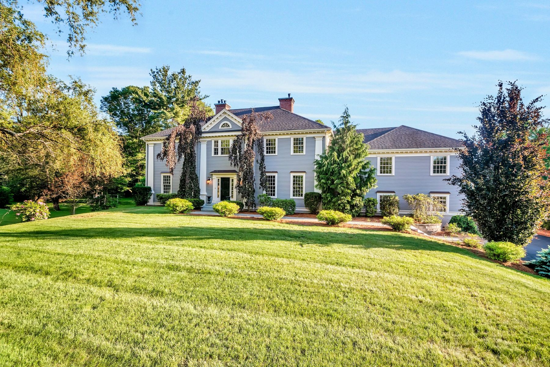 Single Family Home for Sale at Short Walk To Concord Center on Sidewalk 142 Cambridge Turnpike Concord, Massachusetts, 01742 United States