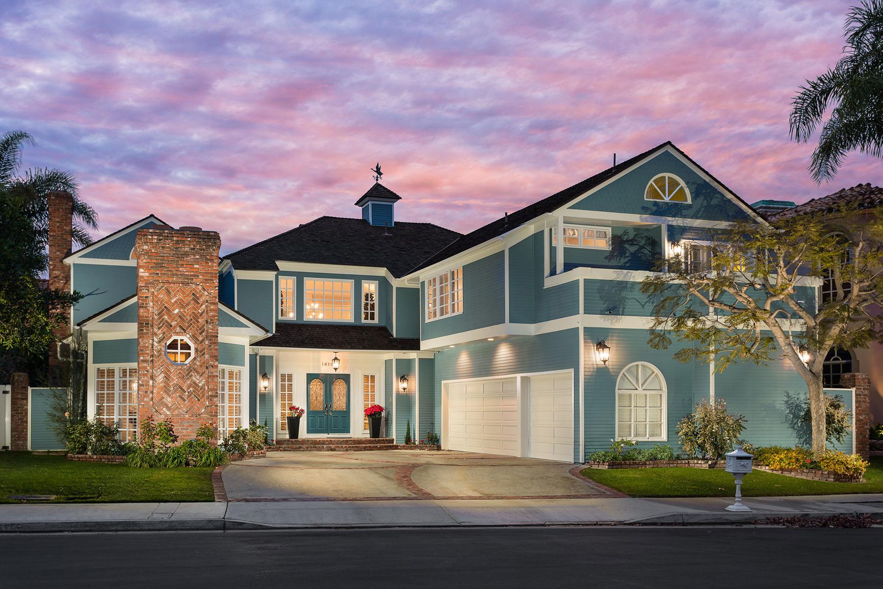 Maison unifamiliale pour l Vente à 16101 Whitecap Huntington Beach, Californie, 92649 États-Unis