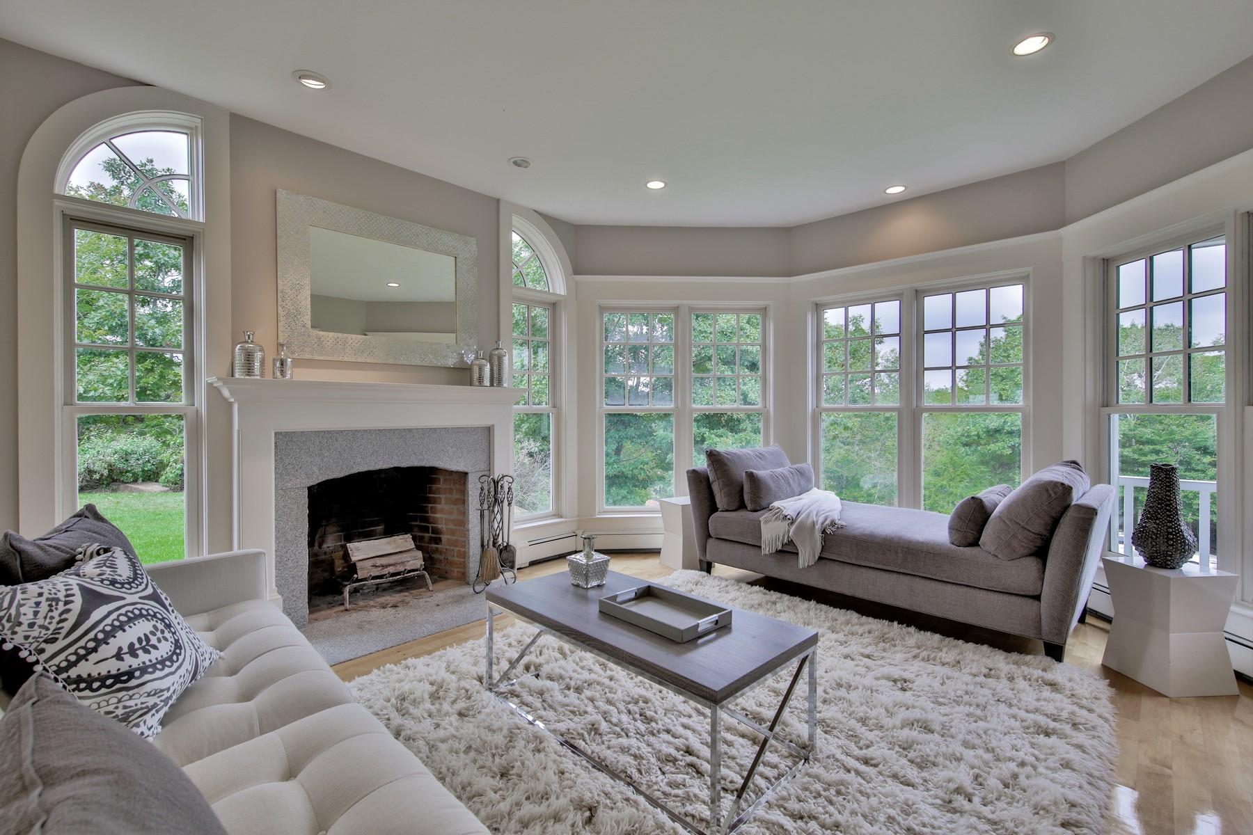 Additional photo for property listing at Custom Hilltop Shingle Style 44 Walker Road Manchester, Massachusetts 01944 Estados Unidos