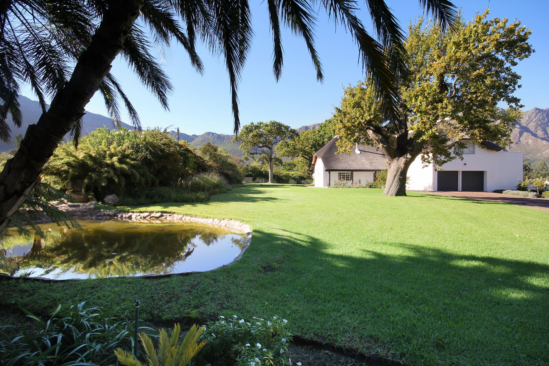 Single Family Home for Sale at Franschhoek Franschhoek, Western Cape, 7690 South Africa