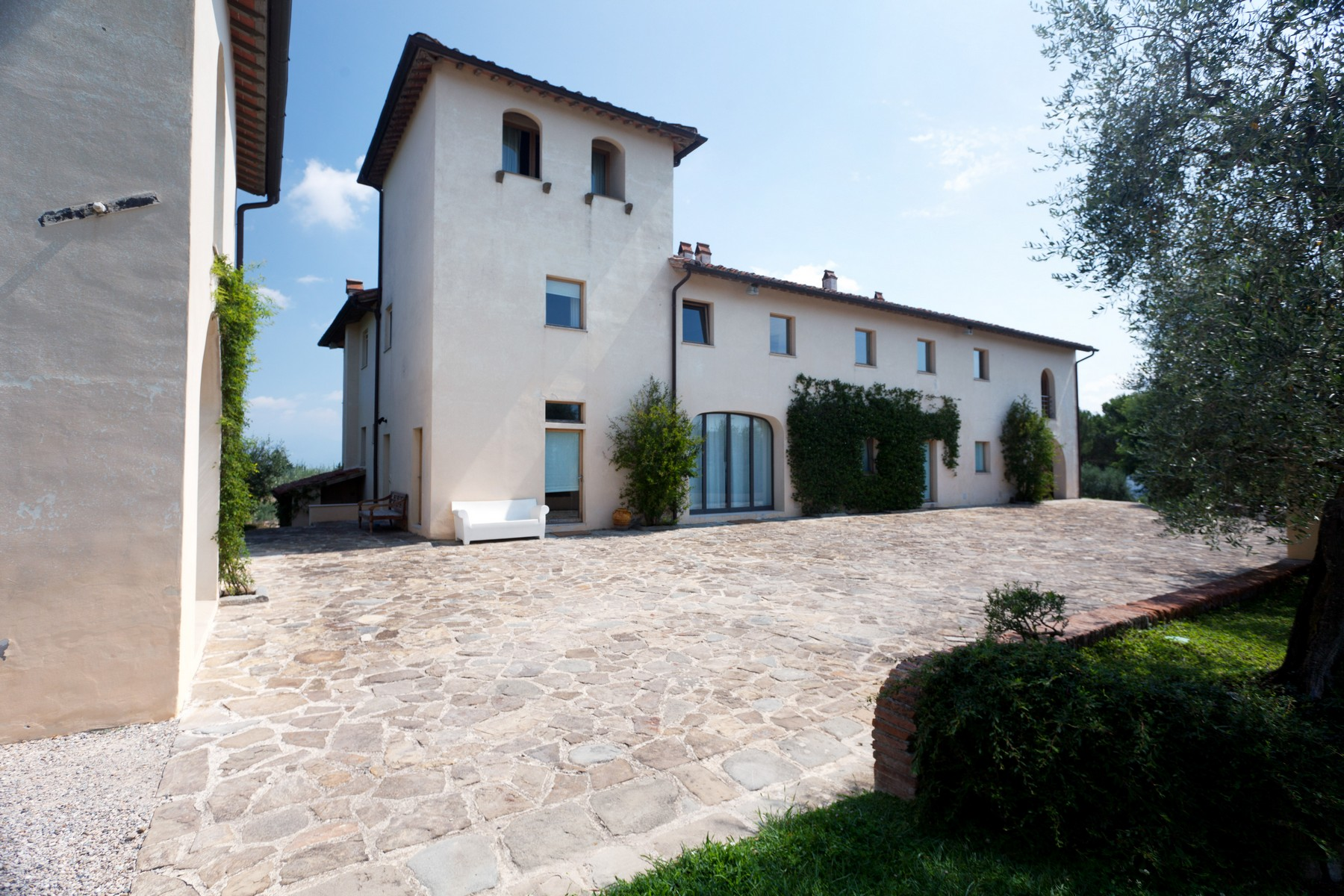Single Family Home for Sale at Sophisticated Design Villa near Florence Via San Romolo Firenze, 50055 Italy