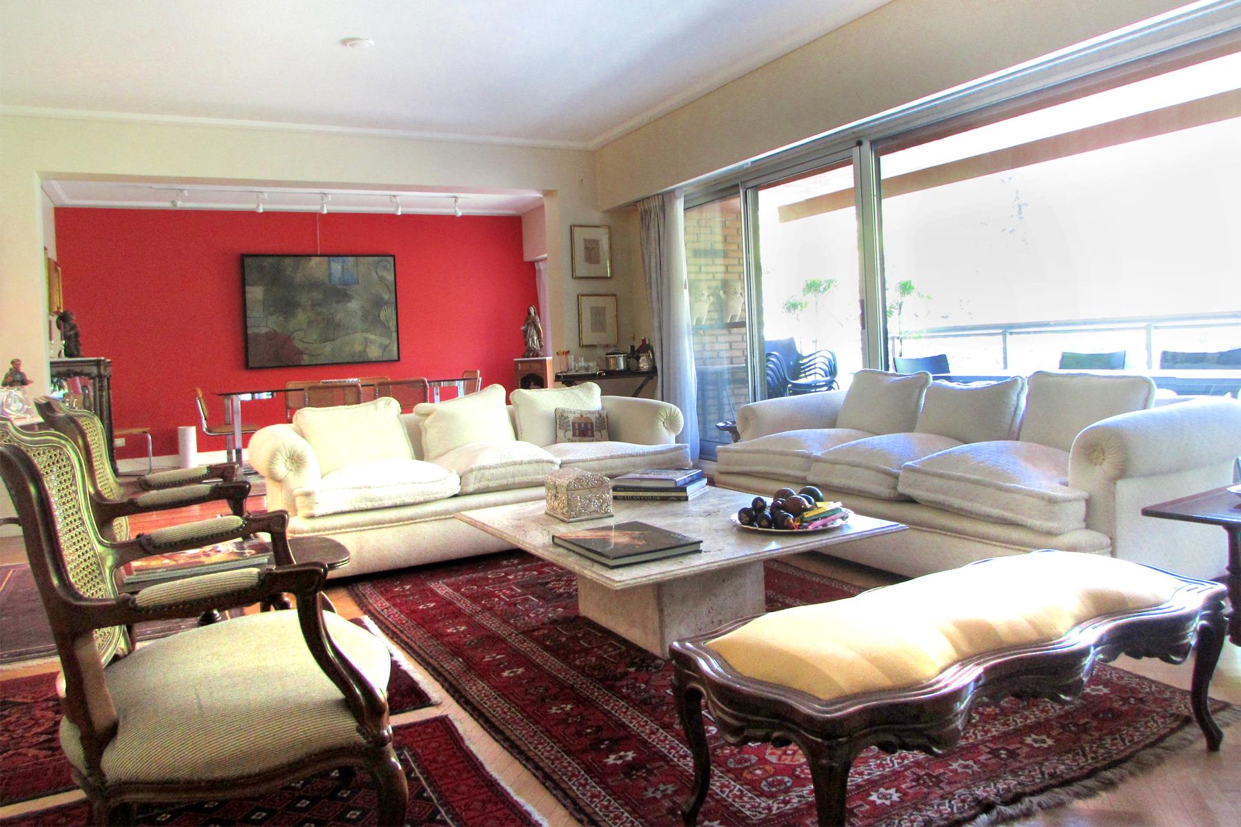 Casa para uma família para Venda às Excelente departamento sobre la calle Austria Palermo, Buenos Aires, Buenos Aires Argentina