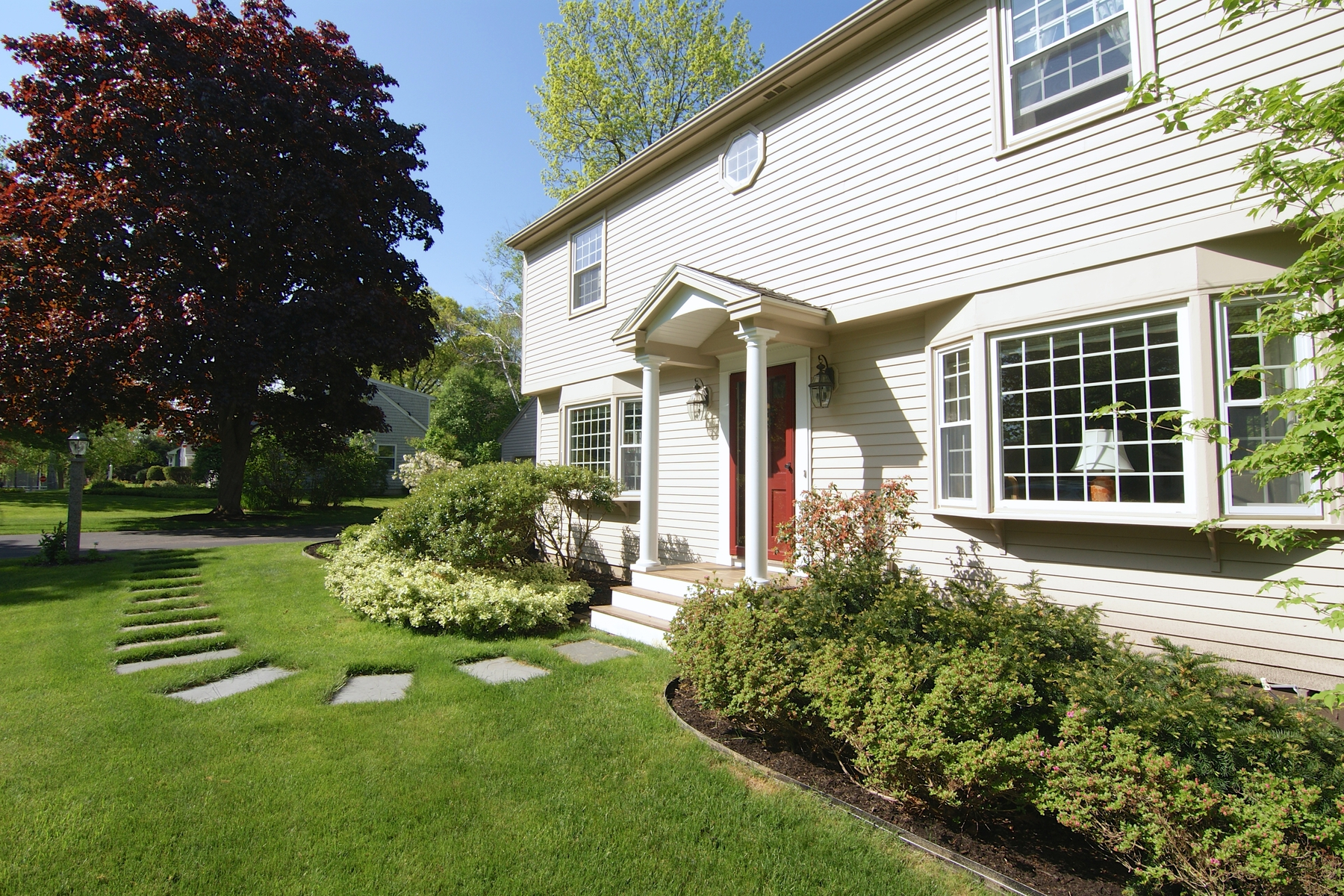 Single Family Home for Sale at Ideal Seacoast Location 71 Harborview Drive Rye, New Hampshire 03870 United States